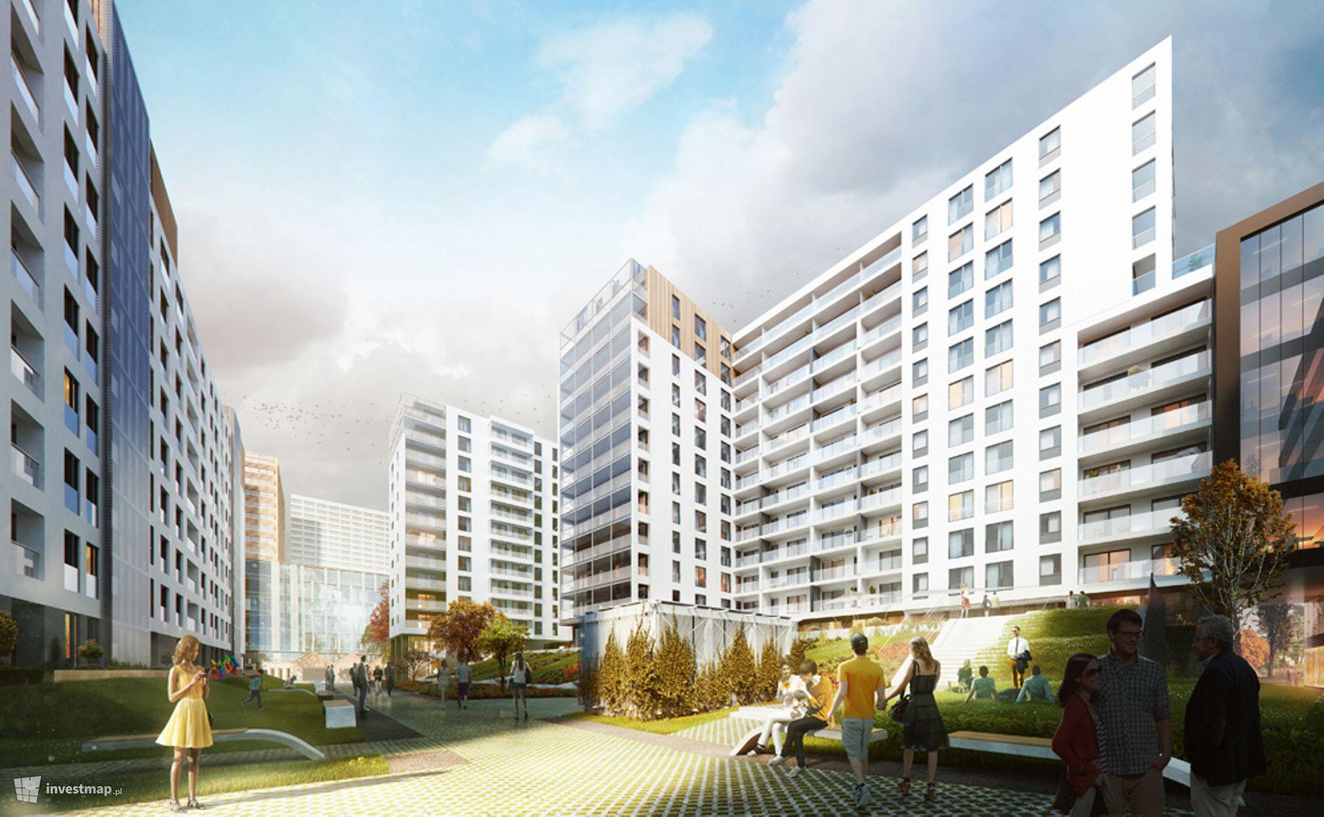 Apartamentowiec Grzybowska 85