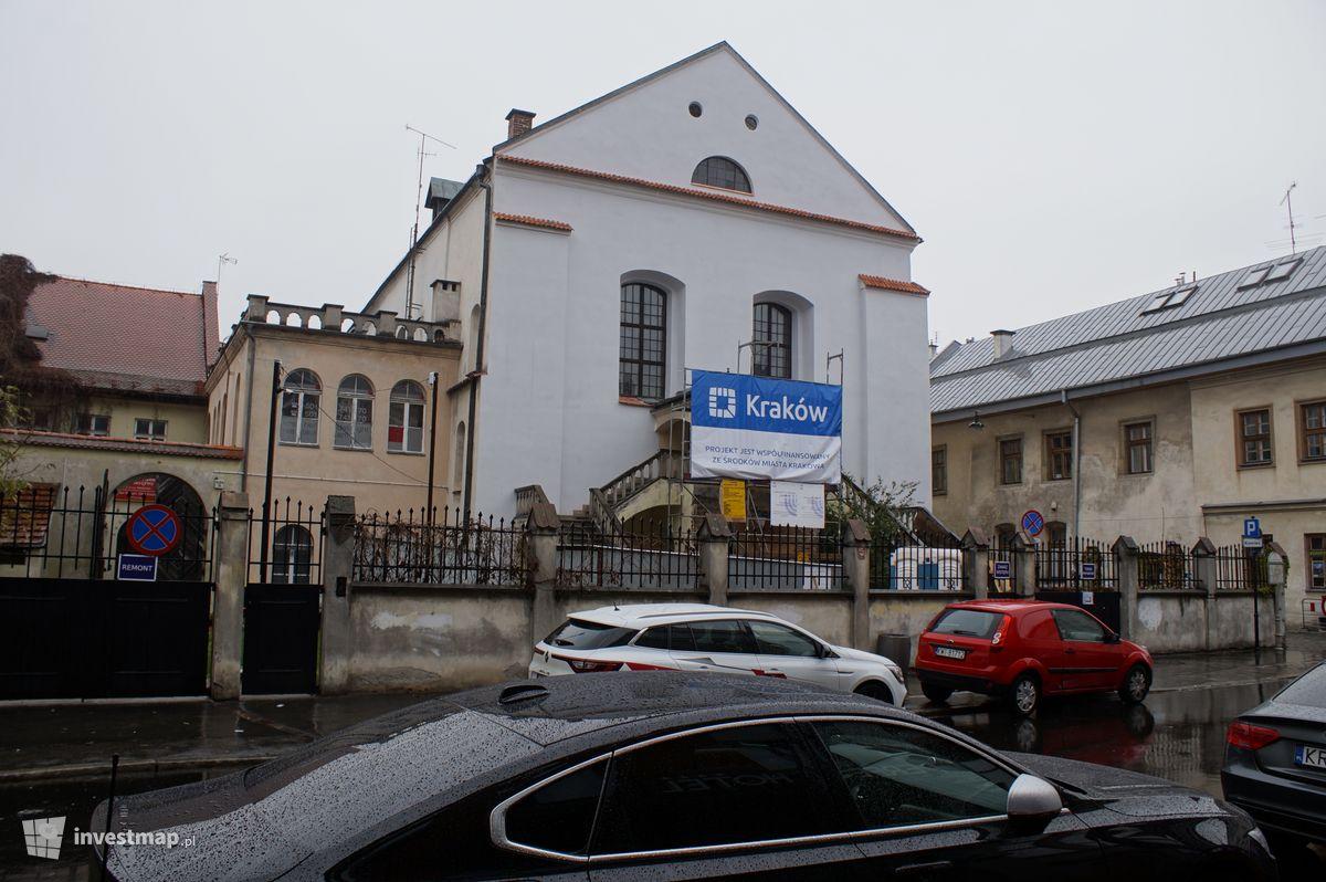 Zdjęcie Synagoga Izaaka Jakubowicza fot. Damian Daraż