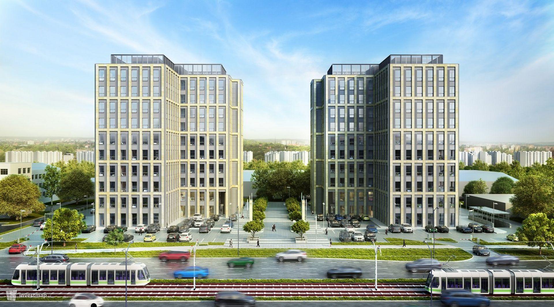 Biurowiec Symetris Business Park