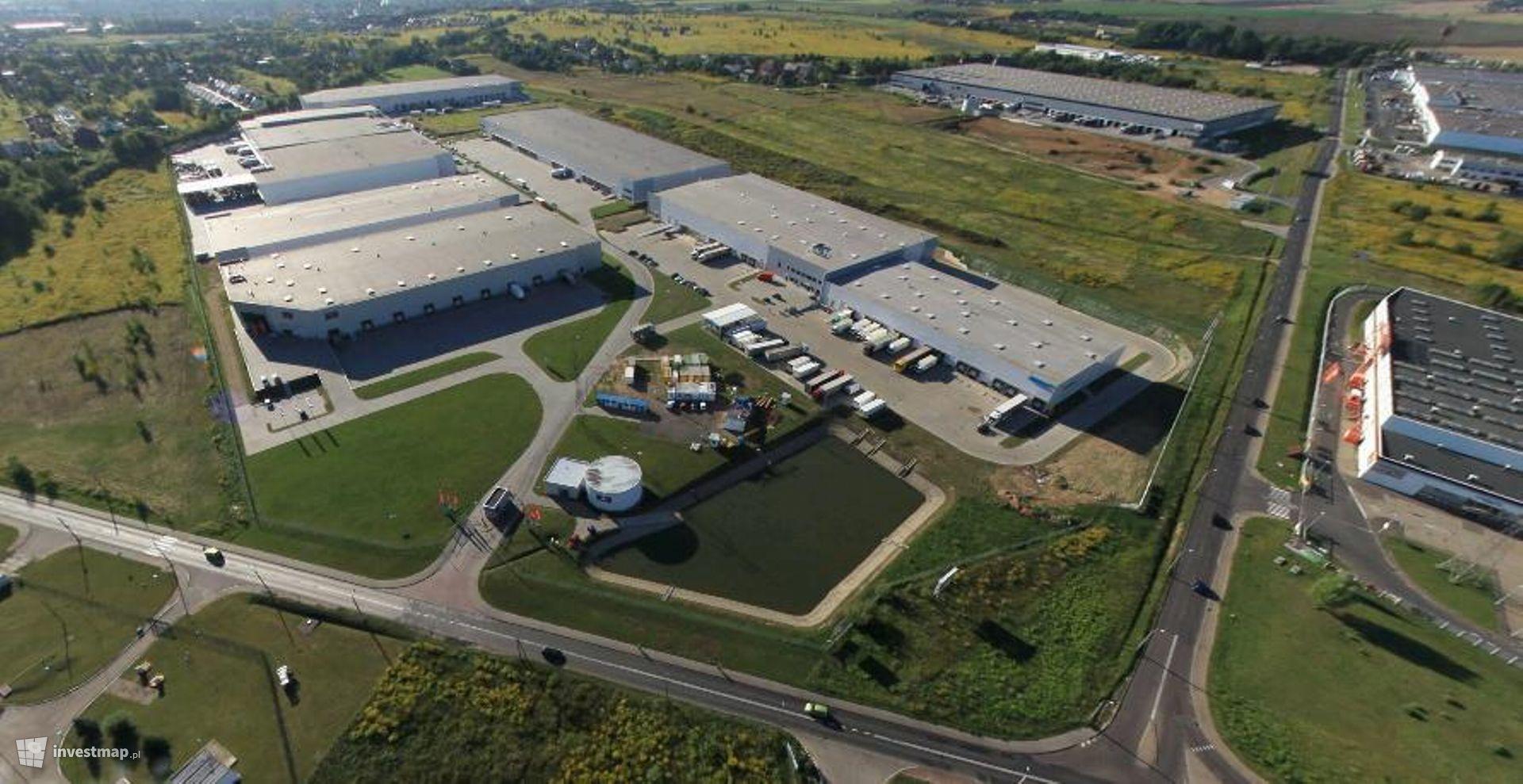 Park logistyczny Alliance Silesia Logistics Center