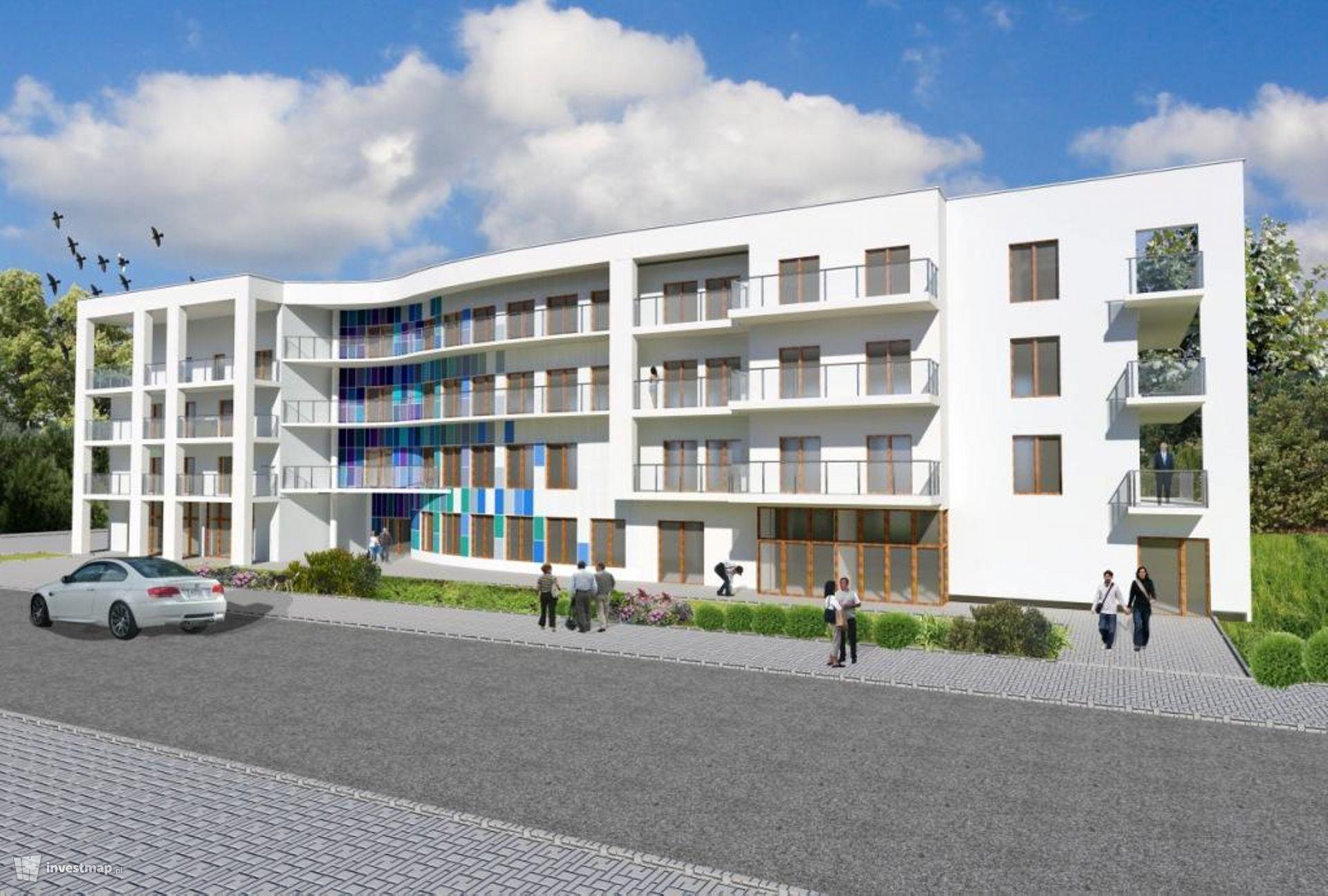Rozbudowa pensjonatu Willa Magnat na hotel Szafir