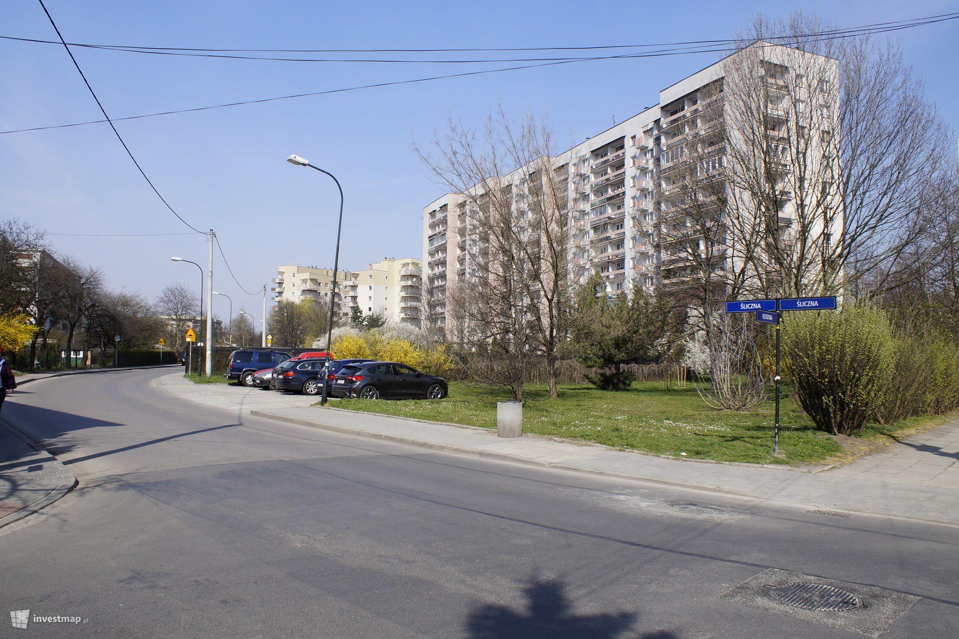 Budynek Mieszkalny, ul. Śliczna 26
