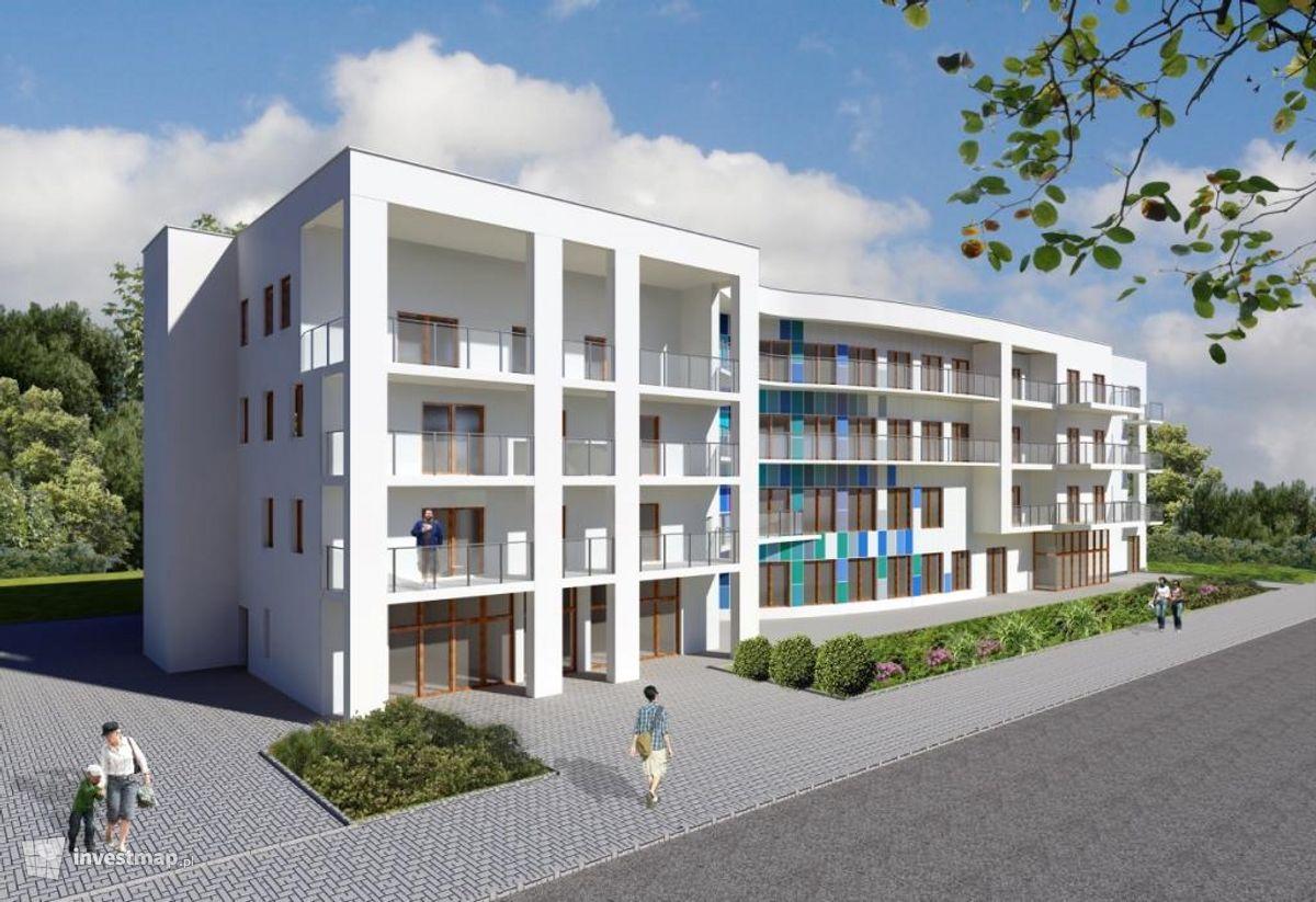 Wizualizacja Rozbudowa pensjonatu Willa Magnat na hotel Szafir dodał Kajtman