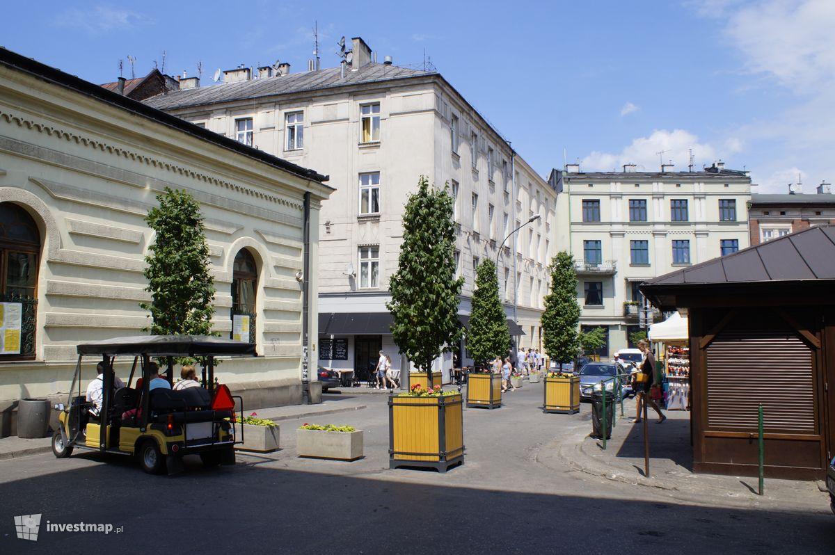 Zdjęcie Remont Kamienicy, Plac Nowy 7 fot. Damian Daraż