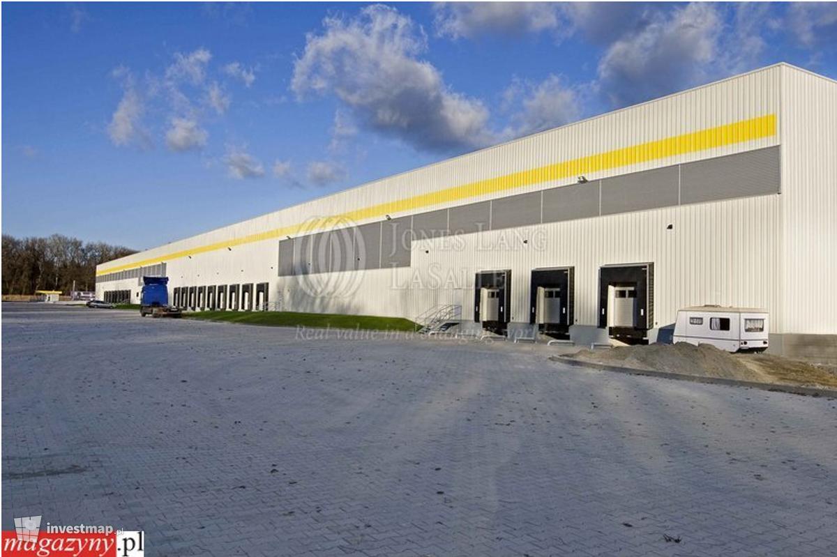 Zdjęcie Skalski Logistic Park fot. magazyny.pl