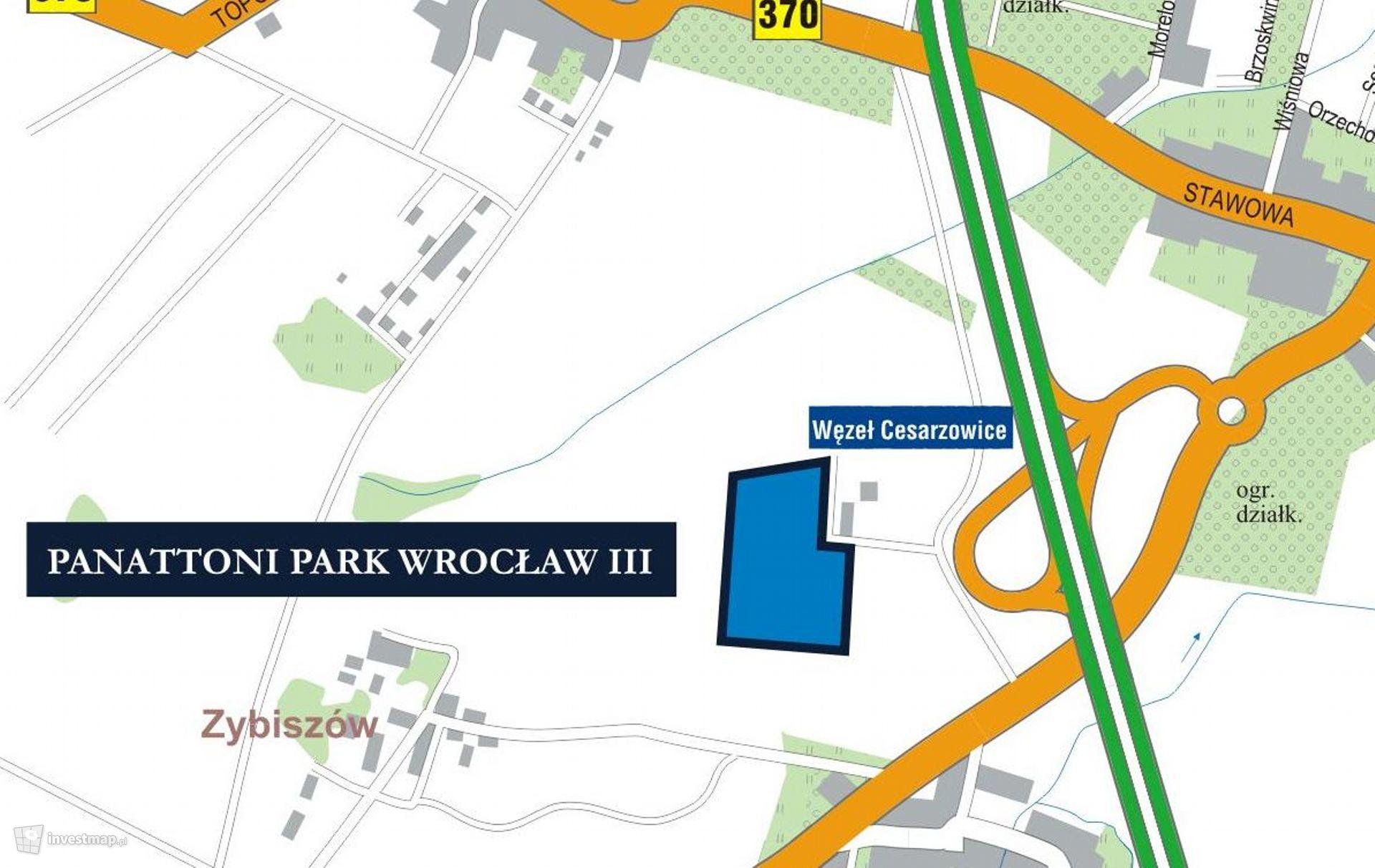 Kompleks magazynowy Panattoni Park Wrocław III