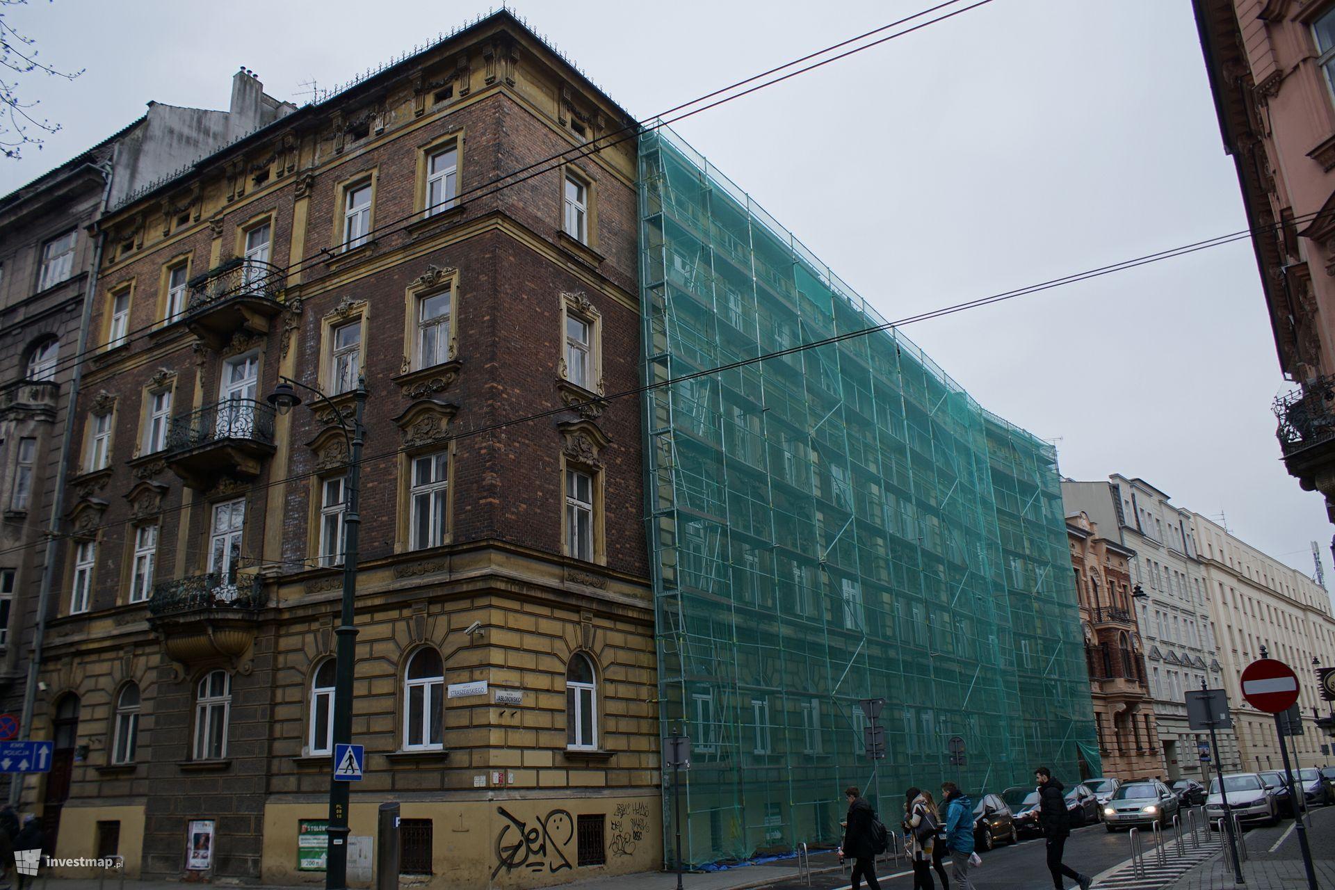 Remont Kamienicy, ul. Jabłonowskich 4