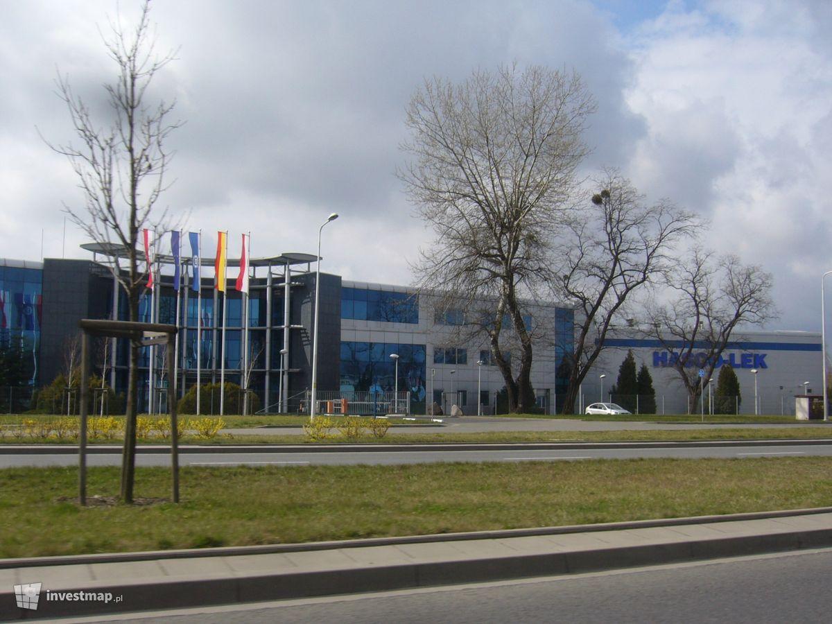 Zdjęcie Siedziba główna i biuro handlowe PPF Hasco-Lek (rozbudowa) fot. Orzech