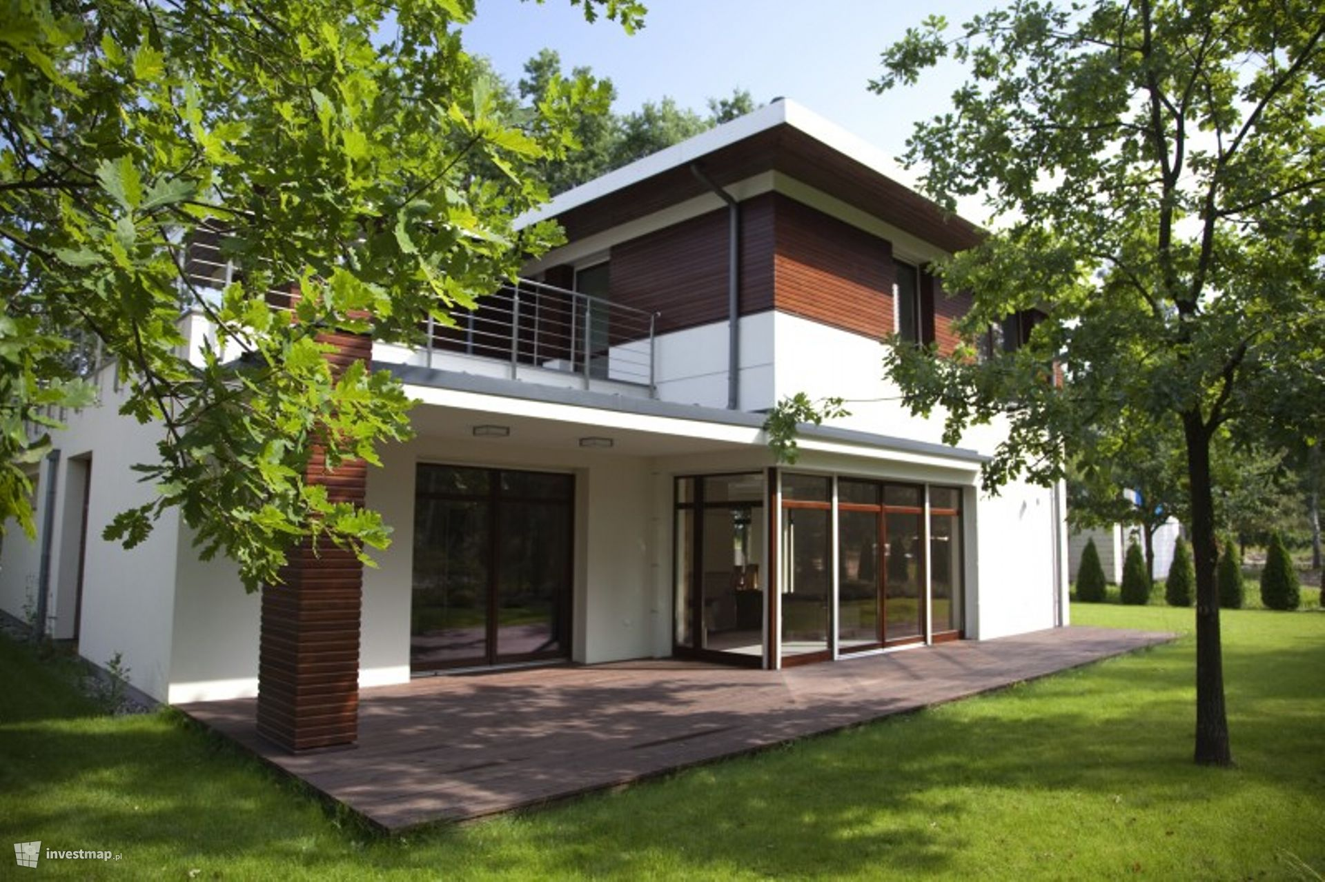 Osiedle domów jednorodzinnych Oaza Kampinos