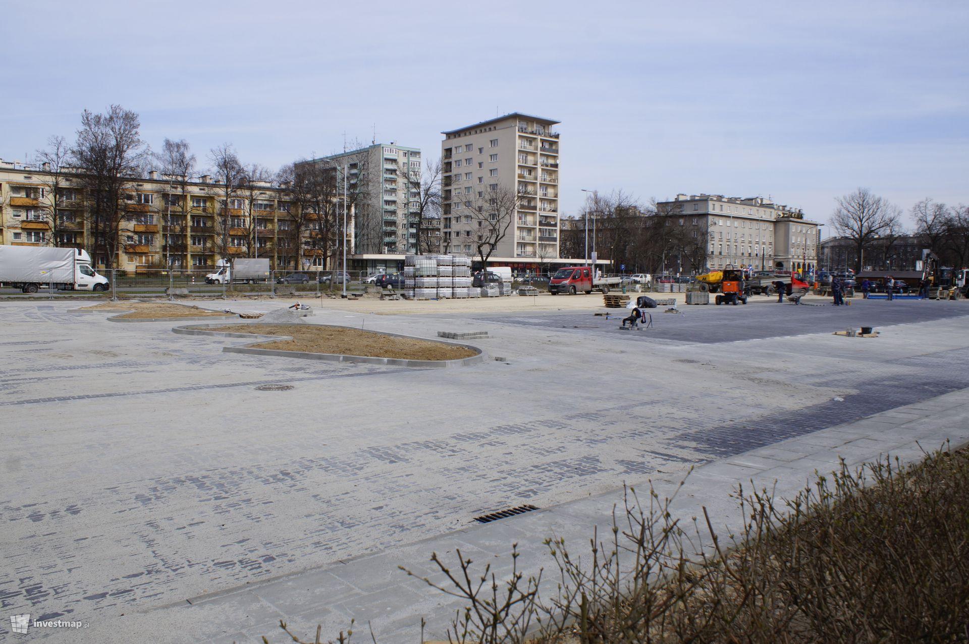 Parking, Al. Jana Pawła II