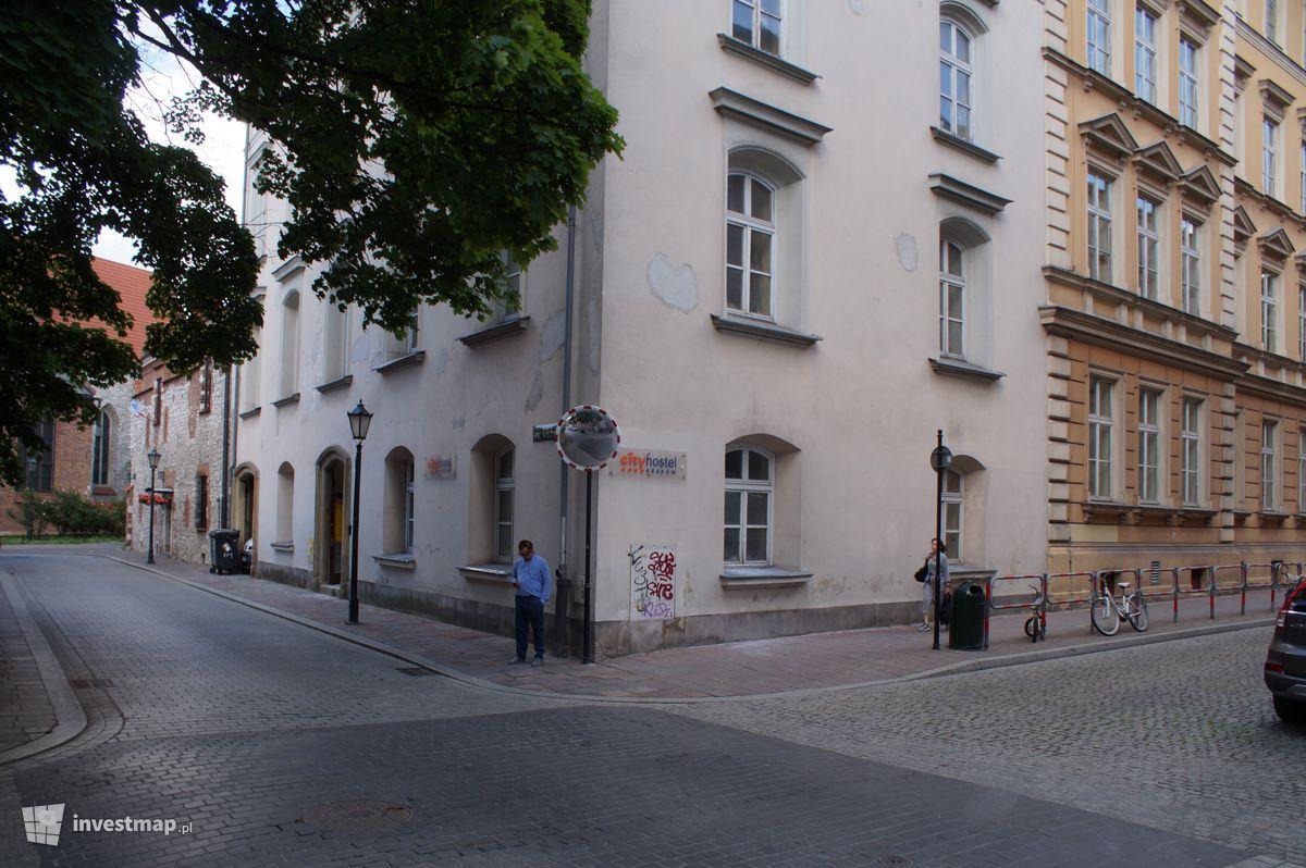 Zdjęcie Hotel, ul. Św. Krzyża 21 fot. Damian Daraż