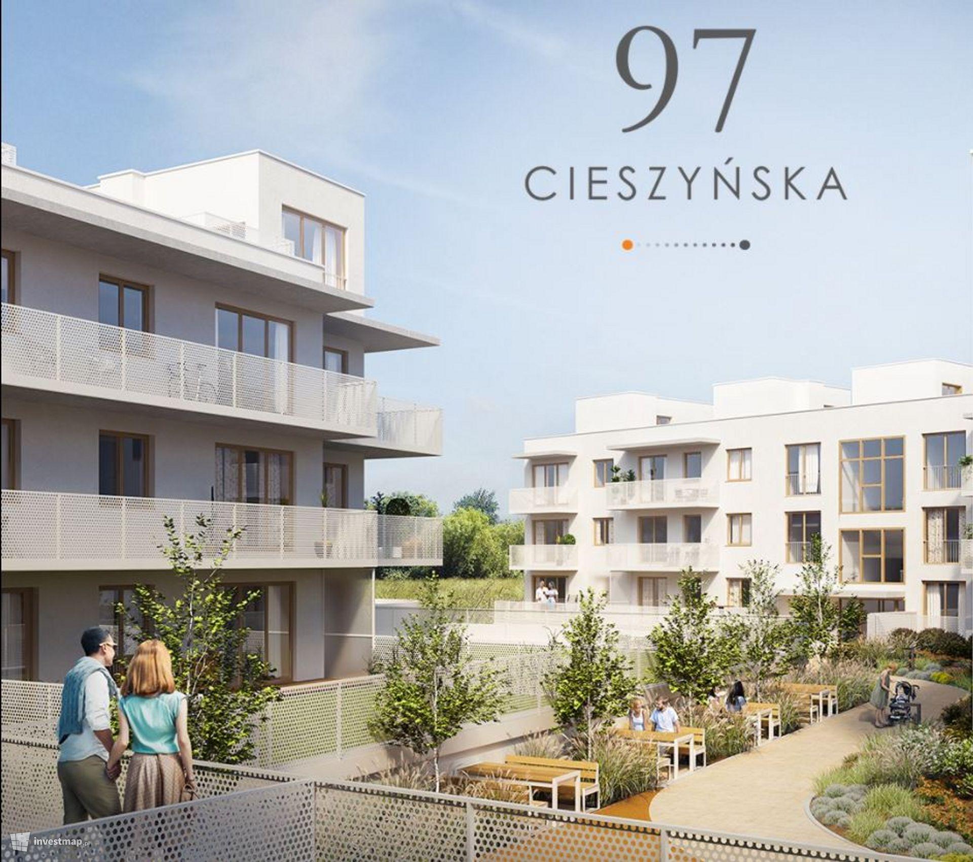 Osiedle, ul. Cieszyńska
