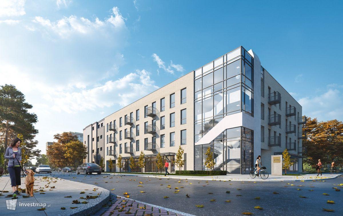 Wizualizacja Budynek wielorodzinny Apartamenty Tyszkiewicza dodał Kajtman