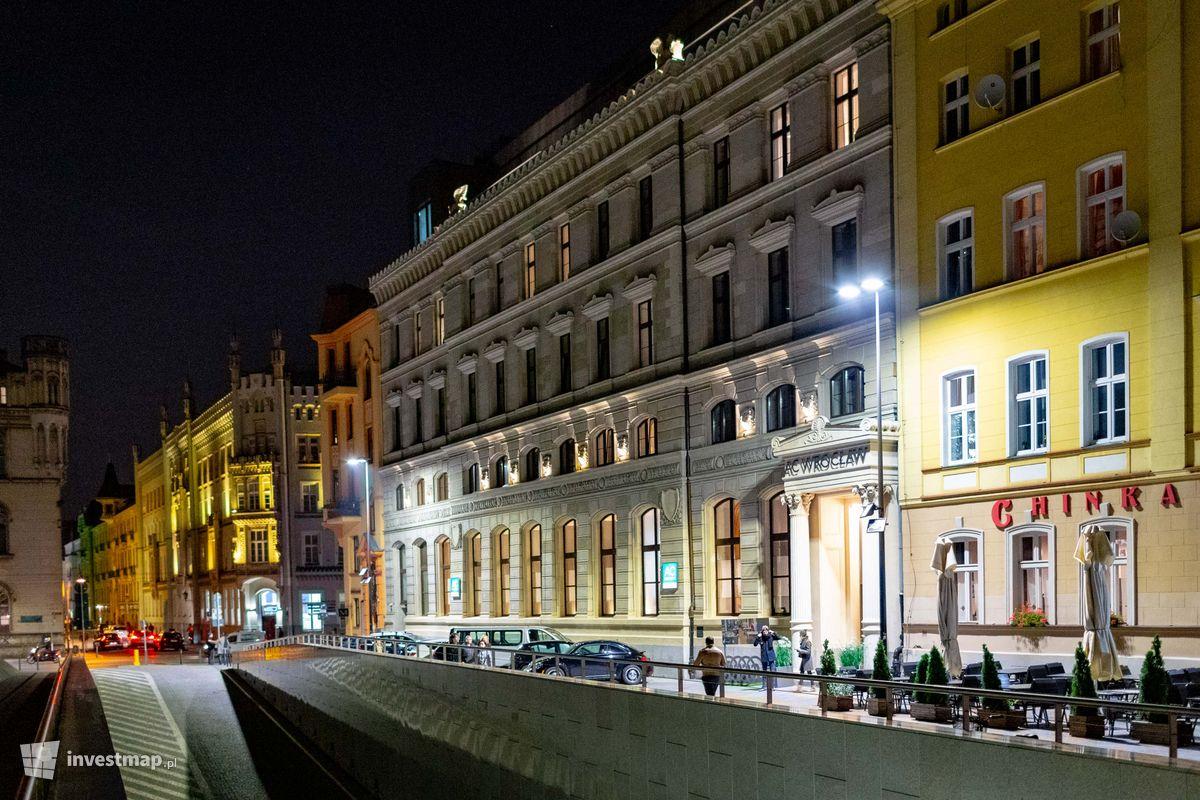 Zdjęcie AC Hotel by Marriott, Pl. Wolności 10 fot. Jakub Zazula