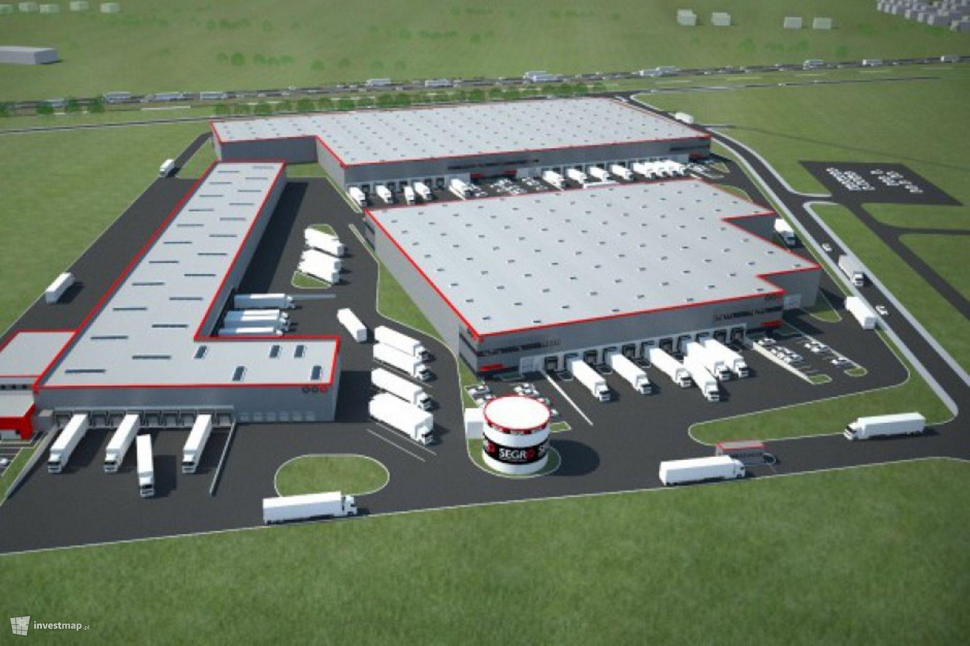 Centrum magazynowo-logistyczne Segro Poland, ul. Bierutowska