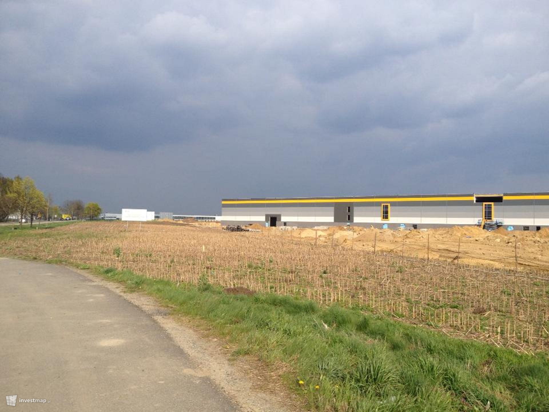 Centrum logistyczne Goodman Wrocław South (Amazon)
