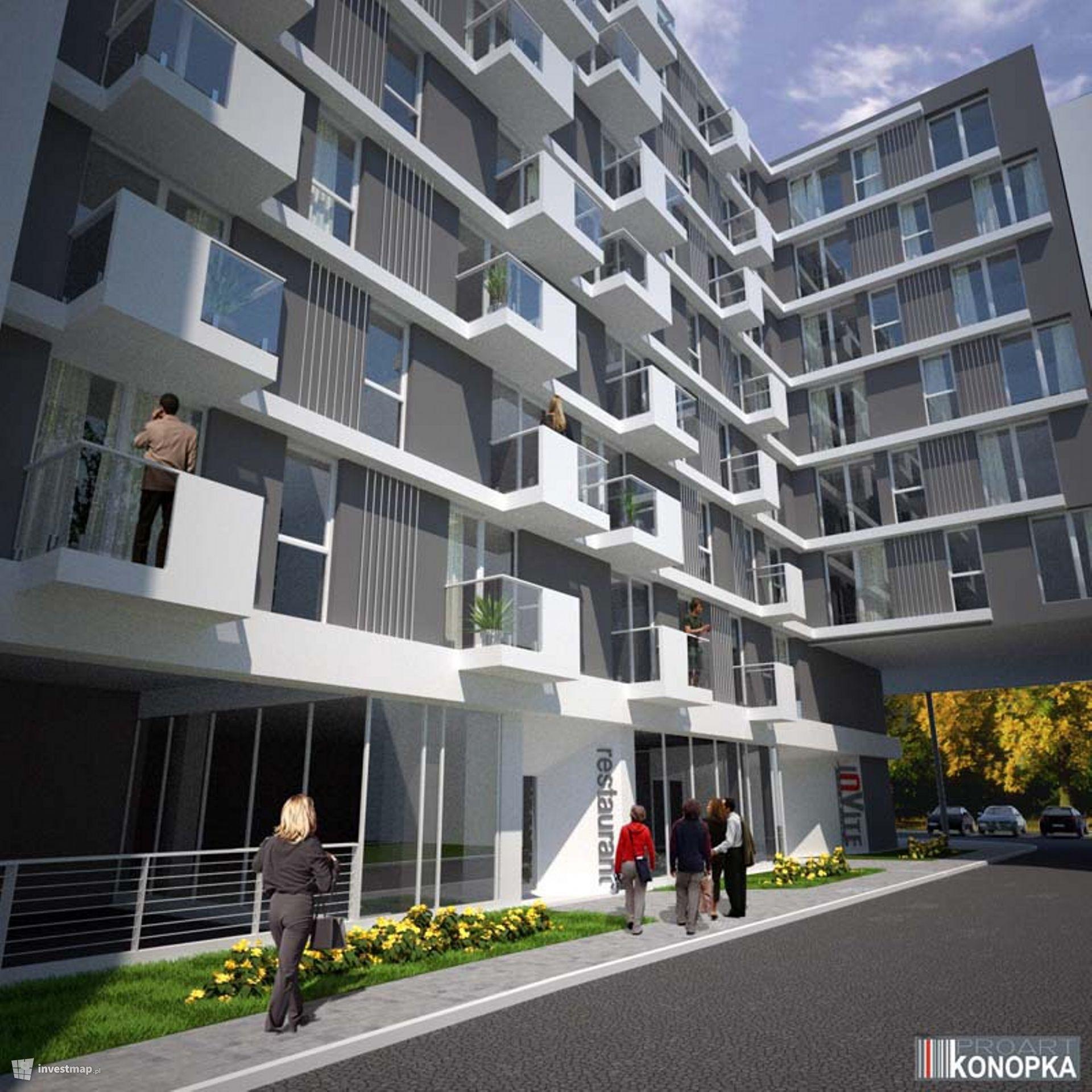 Kompleks biurowo-hotelowy Hubska Center