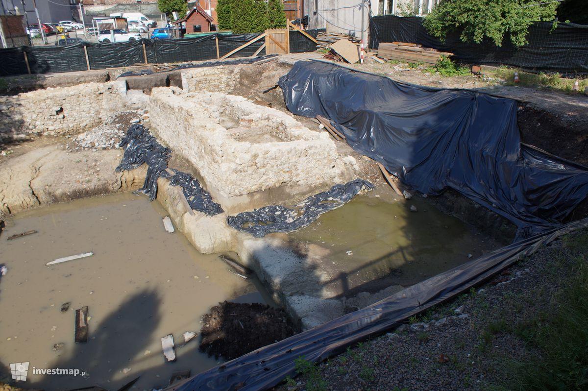 Zdjęcie Badania Archeologiczne, plac Bawół fot. Damian Daraż