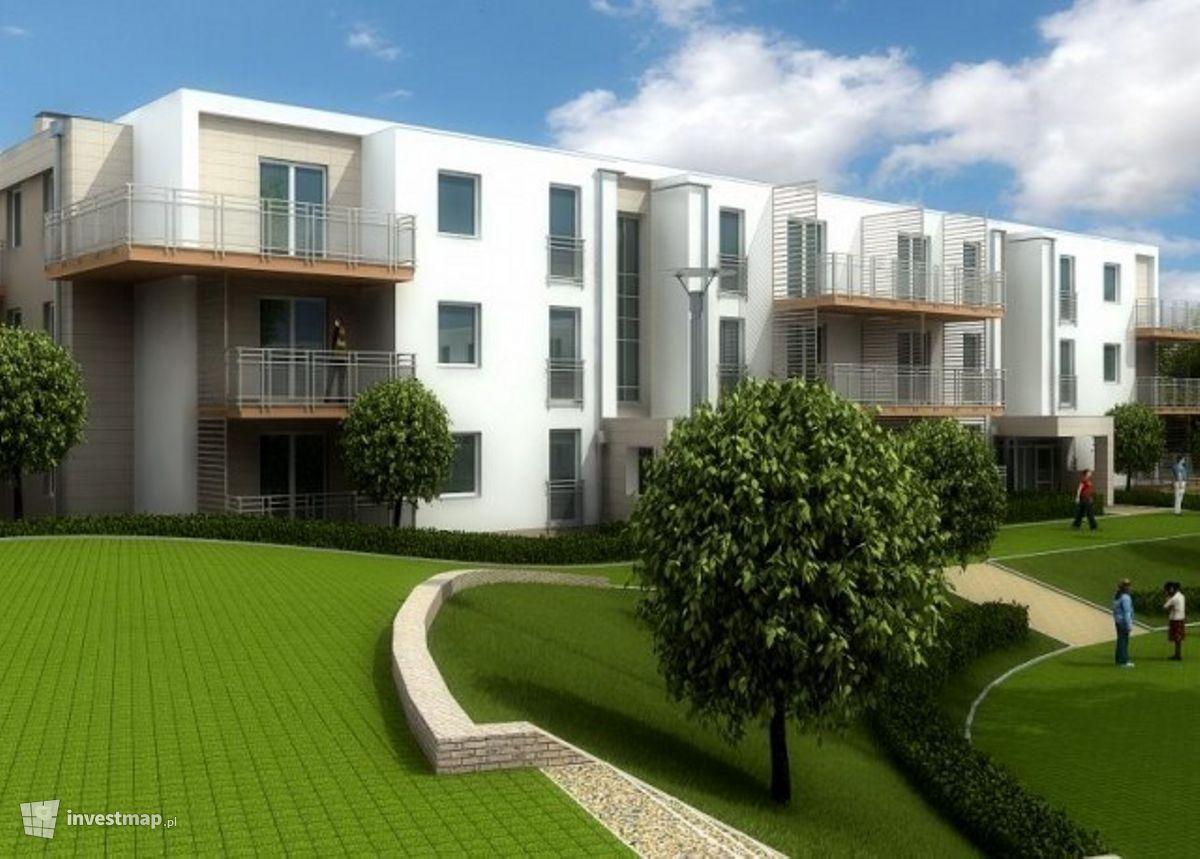 Wizualizacja Kompleks apartamentowy Zielona Przystań dodał MatKoz