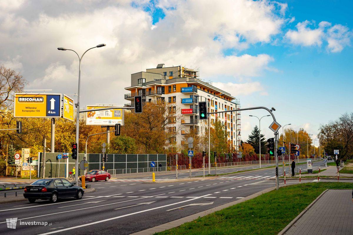 Zdjęcie Budynek wielorodzinny Nowe Południe fot. Jakub Zazula
