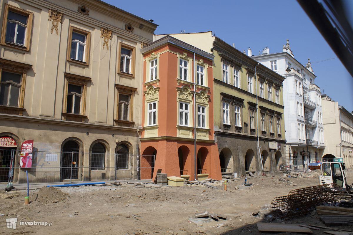 Zdjęcie Remont Kamienicy, ul. Krakowska 11 fot. Damian Daraż