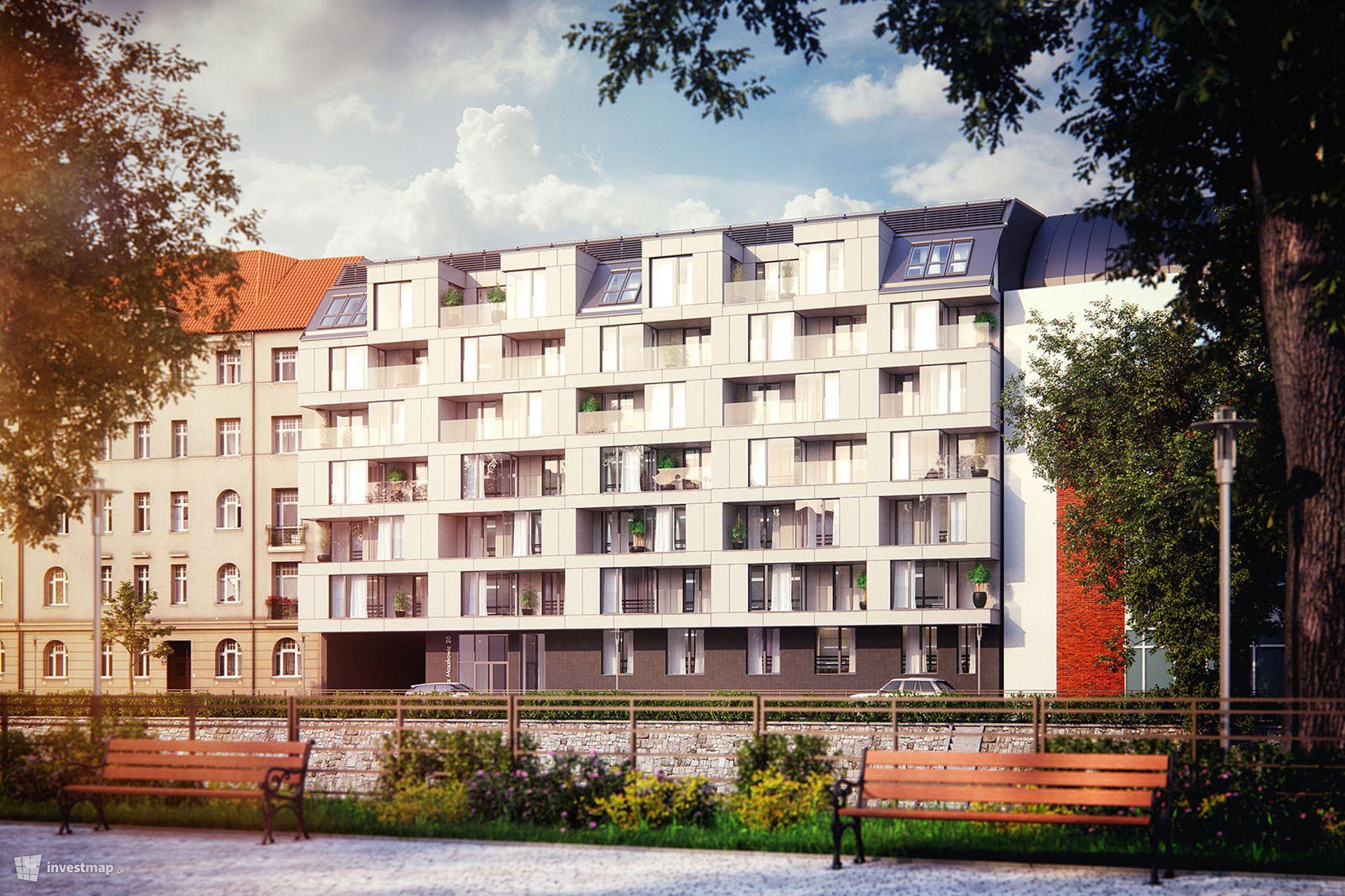 Apartamentowiec Zyndrama