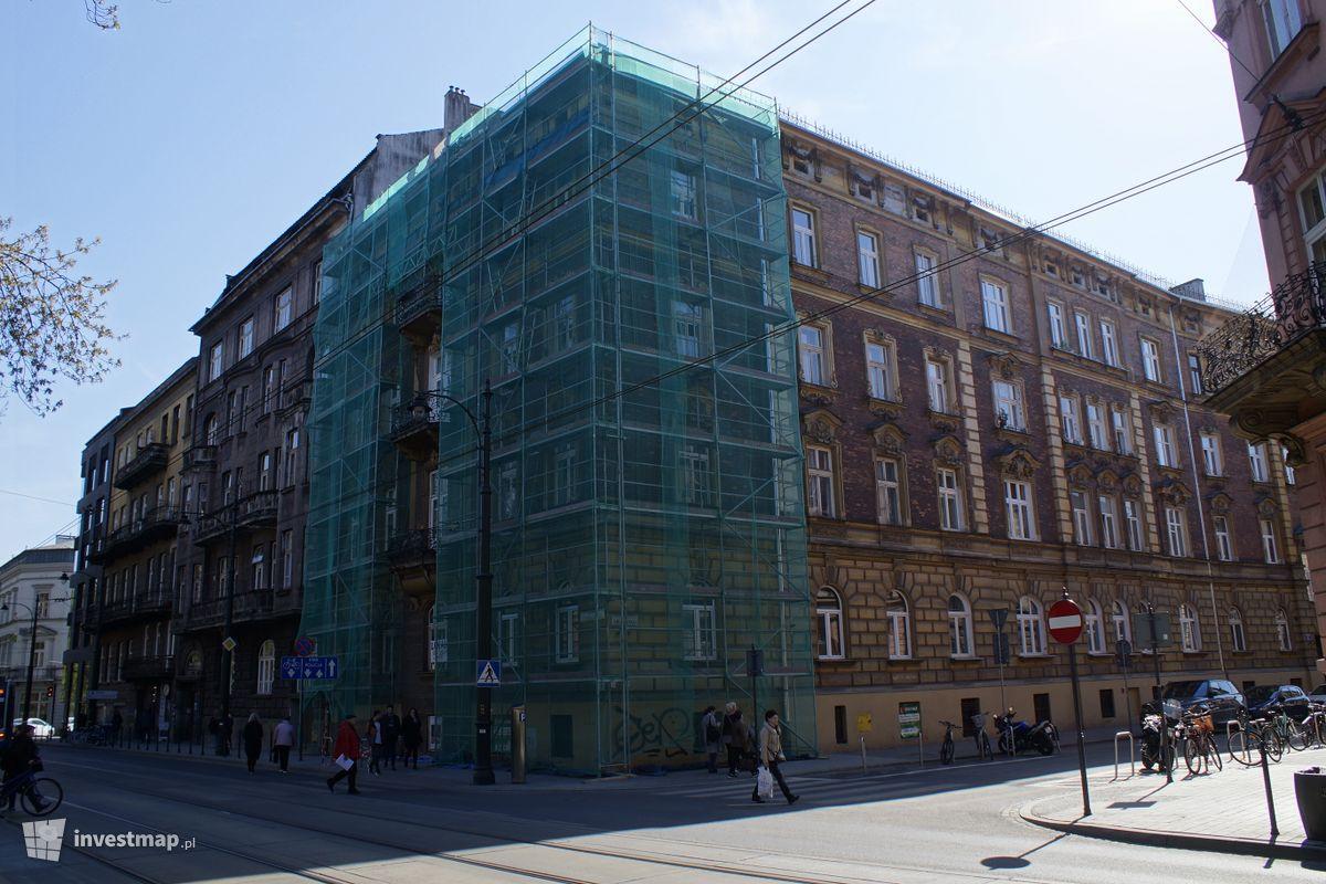Zdjęcie Remont Kamienicy, ul. Jabłonowskich 4 fot. Damian Daraż