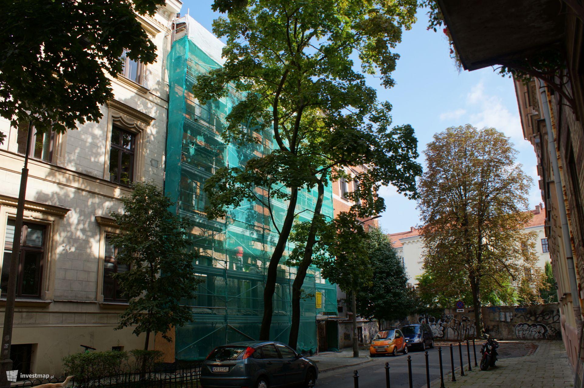 Remont Kamienicy, ul. Kochanowskiego 3