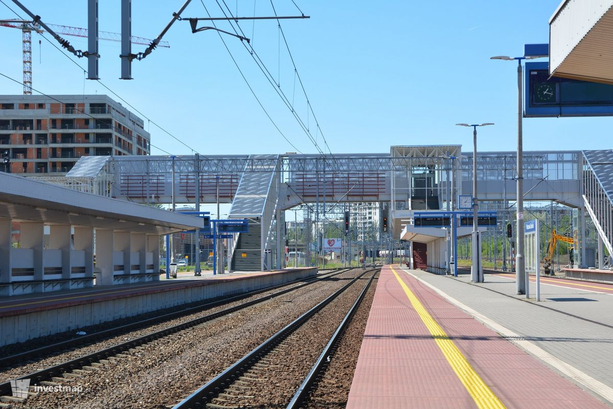 Zdjęcie Modernizacja stacji Warszawa Gdańska fot. Orzech