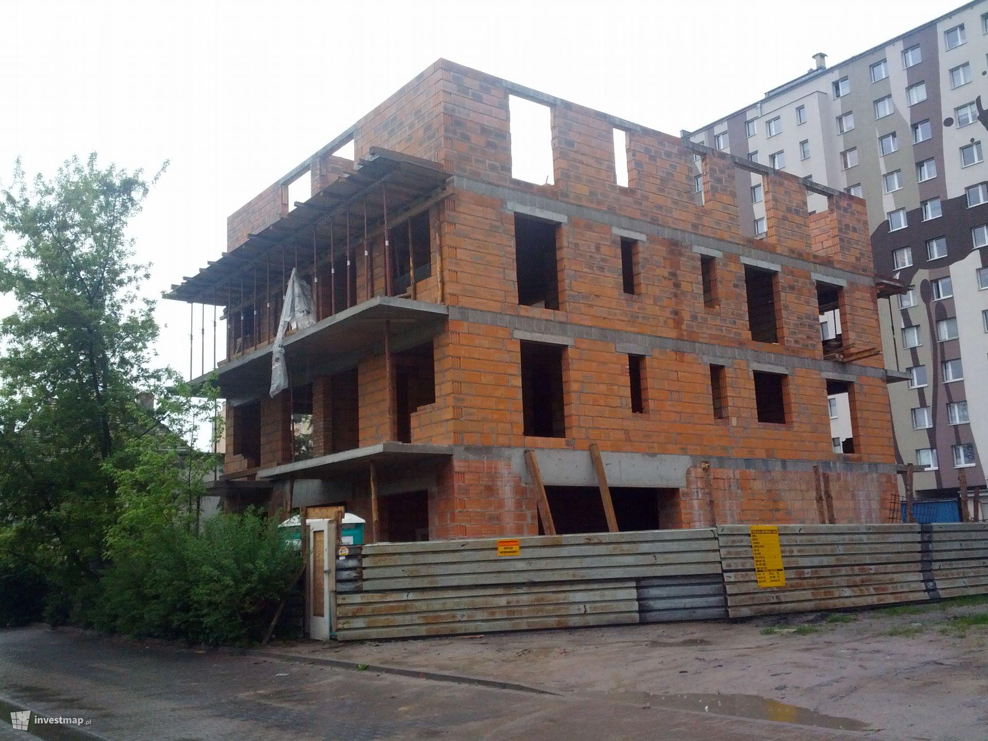 Budynek wielorodzinny, ul. Dzierżoniowska