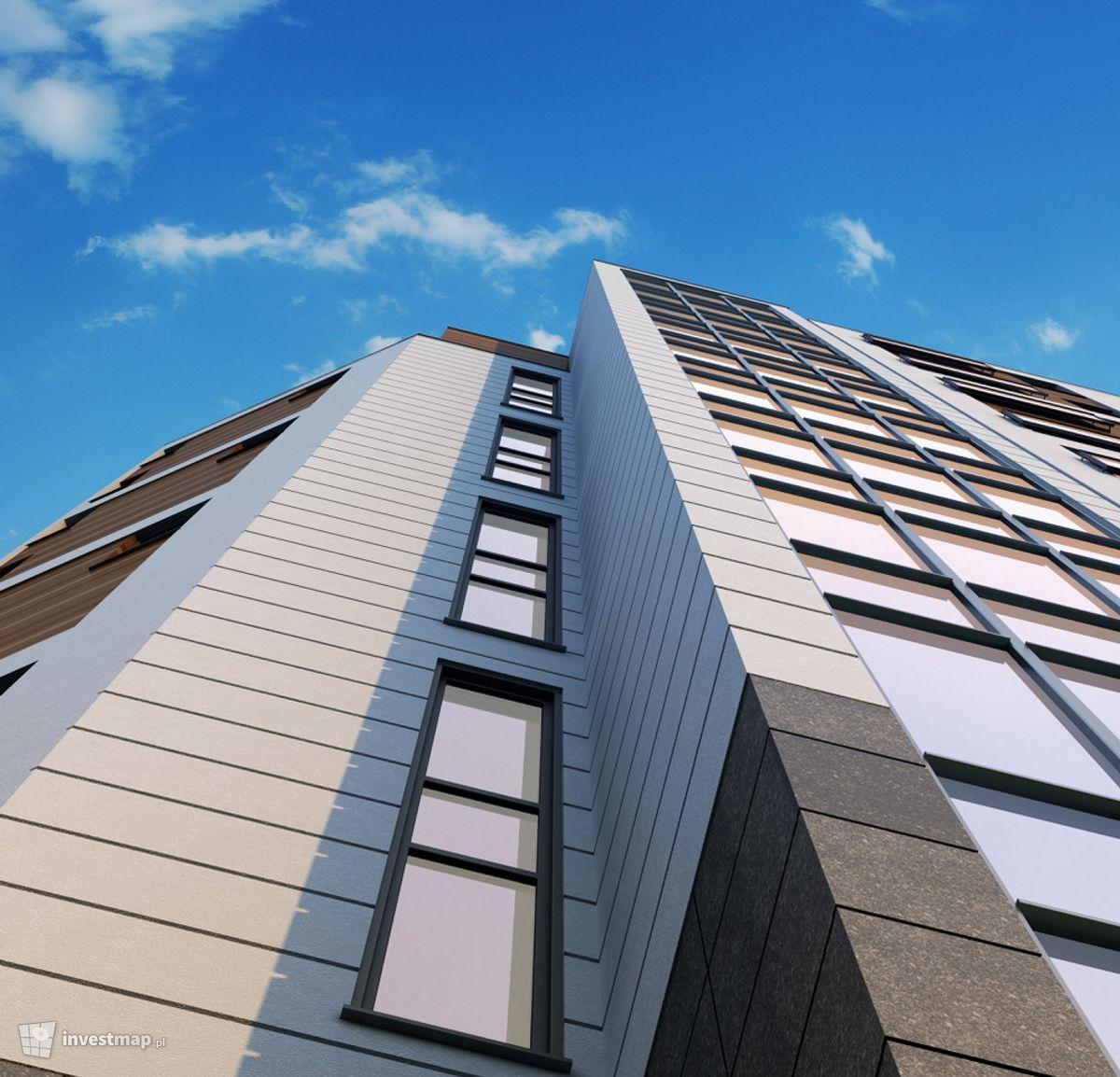 Wizualizacja Budynek wielorodzinny Lofty Norwida dodał Kajtman
