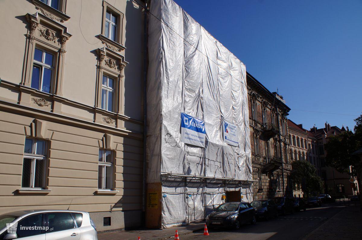 Zdjęcie Remont Kamienicy, ul. Loretańska 12 fot. Damian Daraż