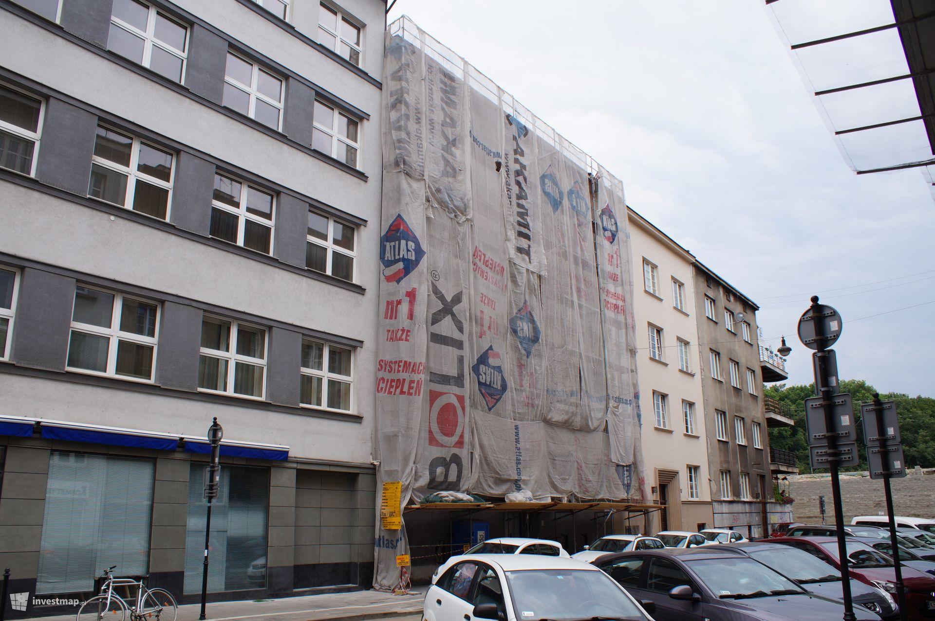 Remont Kamienicy, ul. Rzeszowska 4