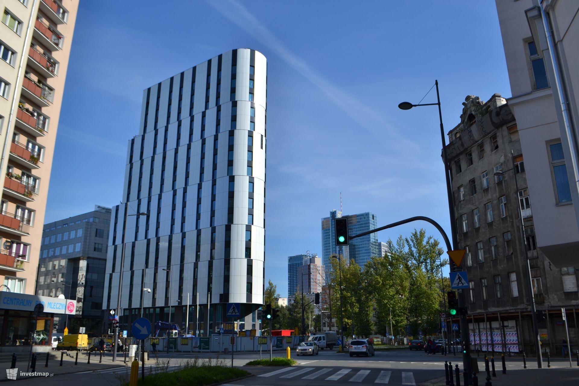 Hotel Holiday Inn Warszawa-City Center