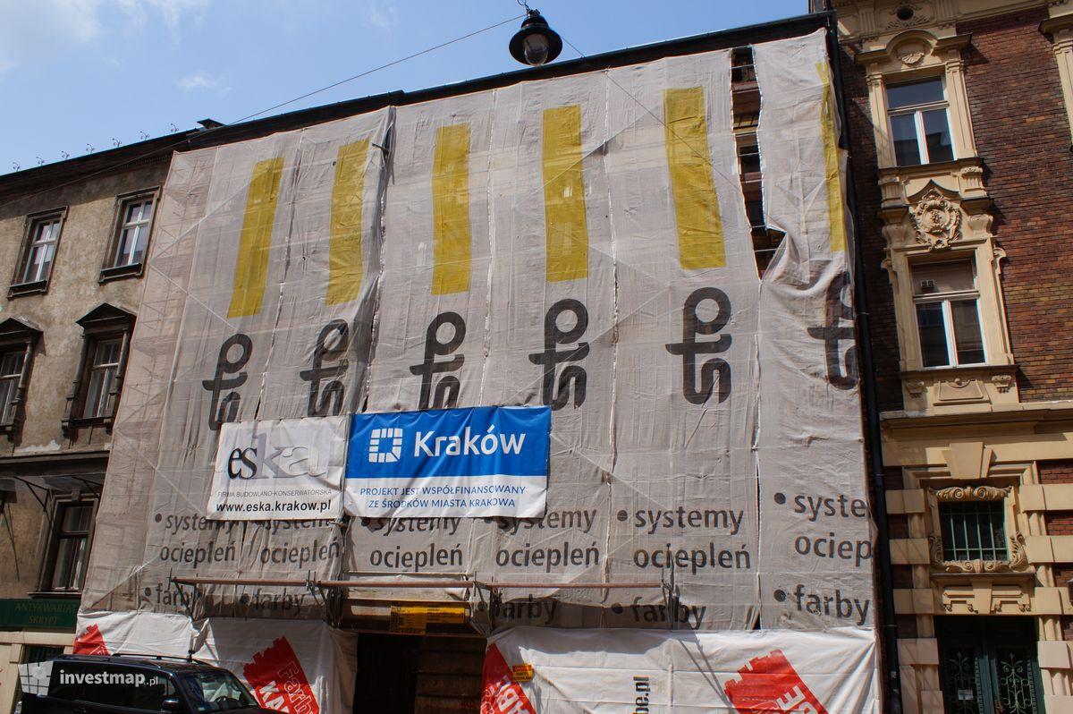 Zdjęcie Remont Kamienicy, ul. Jabłonowskich 7 fot. Damian Daraż