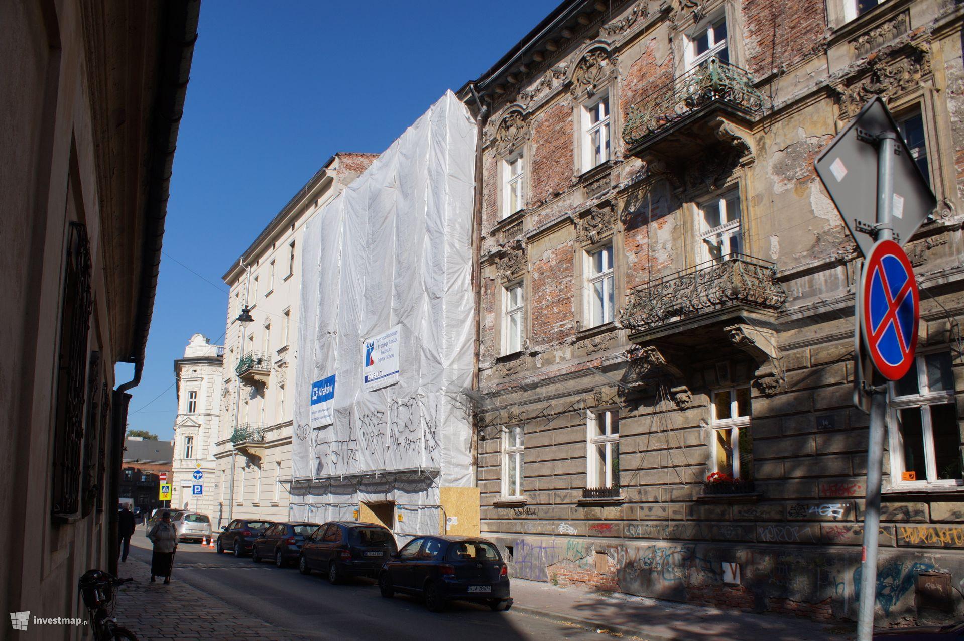Remont Kamienicy, ul. Loretańska 12
