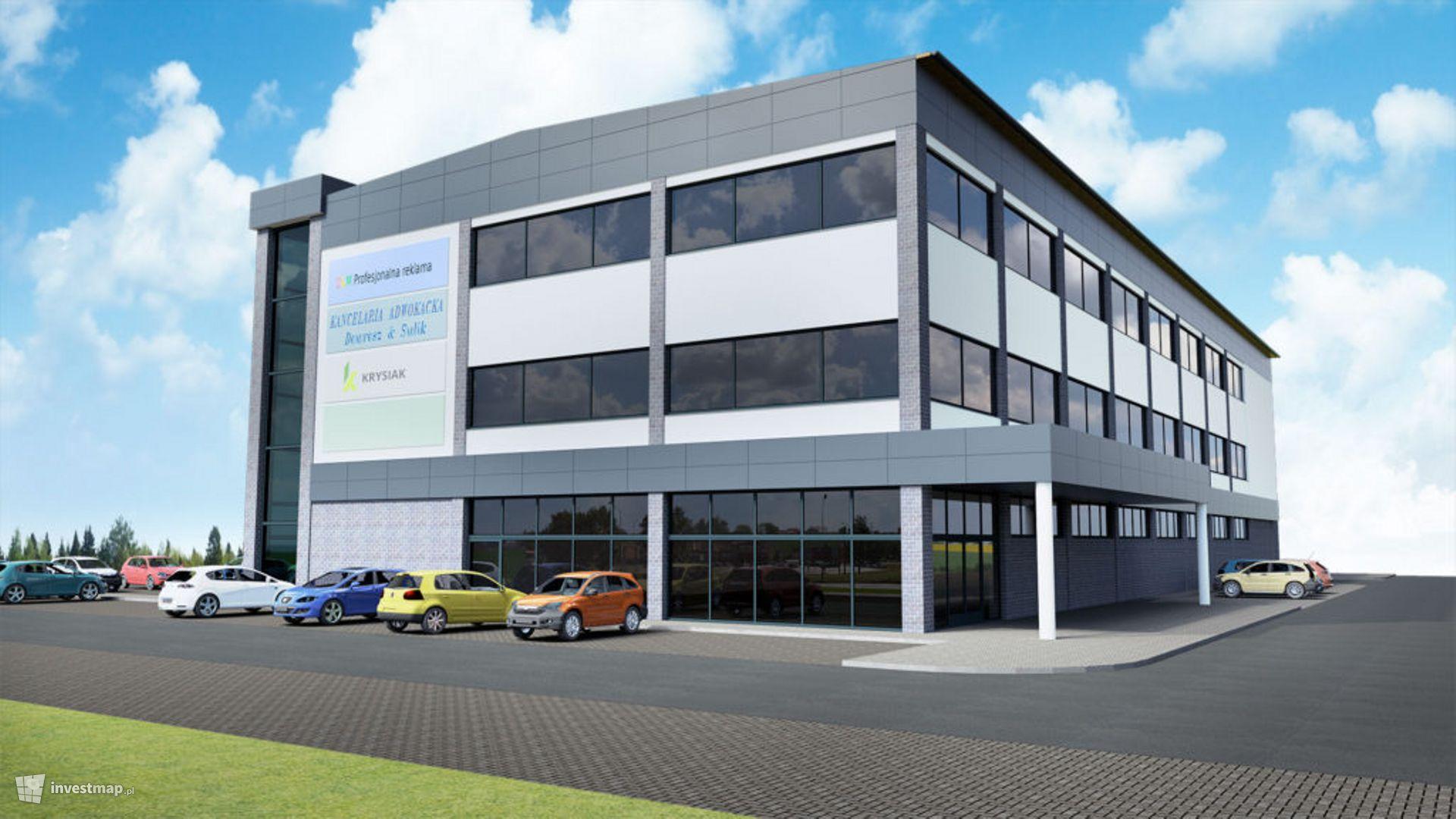 """Biurowiec """"Business Center"""""""
