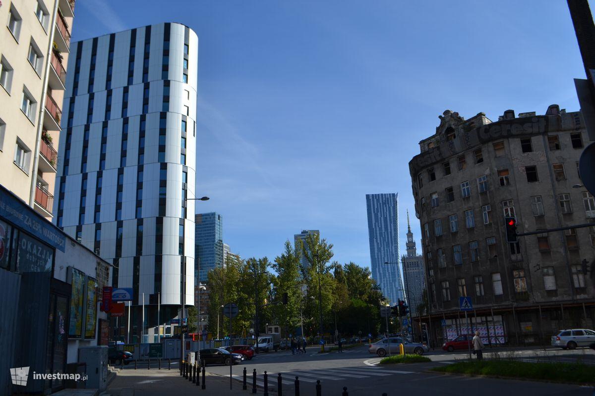 Zdjęcie Hotel Holiday Inn Warszawa-City Center fot. Jan Augustynowski