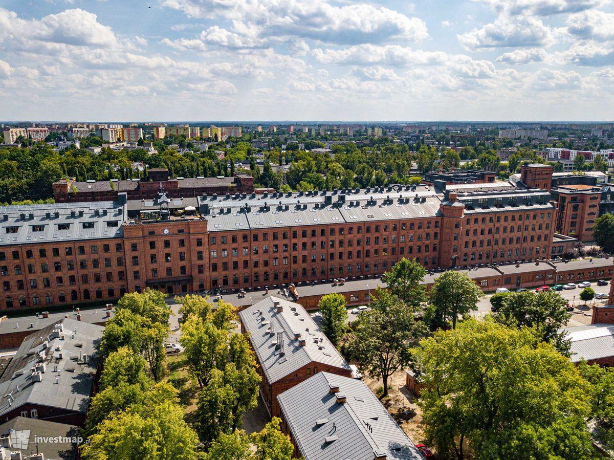 Zdjęcie Rewitalizacja zabytkowej XIX wiecznej fabryki Karola Scheiblera (Księży Młyn) fot. Jakub Zazula
