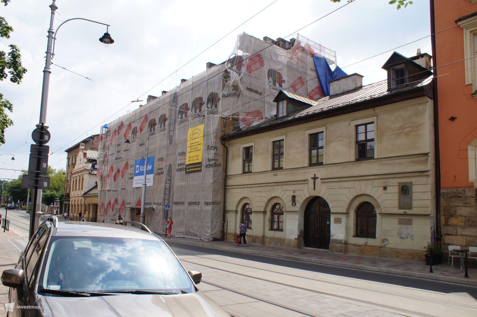 Remont Kamienicy, ul. Krakowska 45