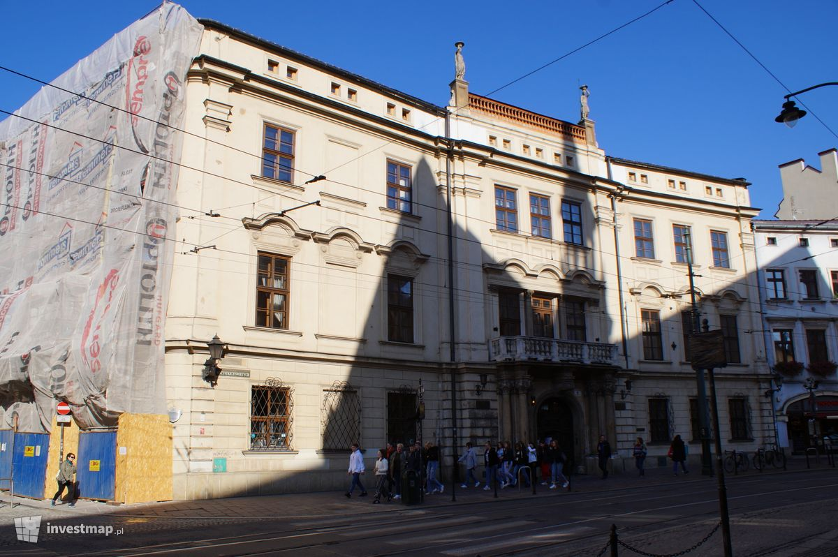Zdjęcie Pałac Larischa fot. Damian Daraż