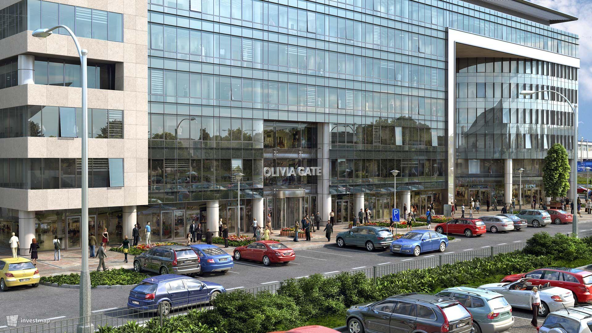 Kompleks biurowy Olivia Business Centre