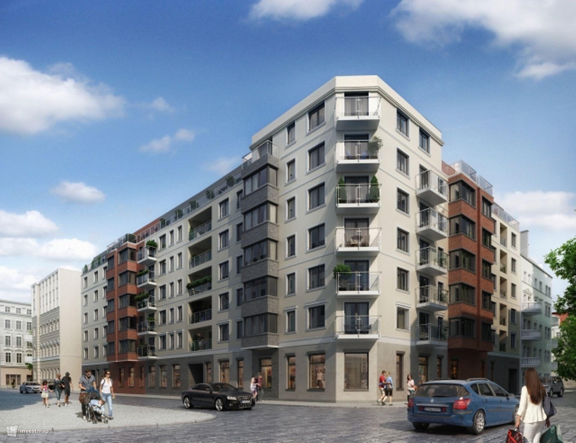 Apartamentowiec La Boheme
