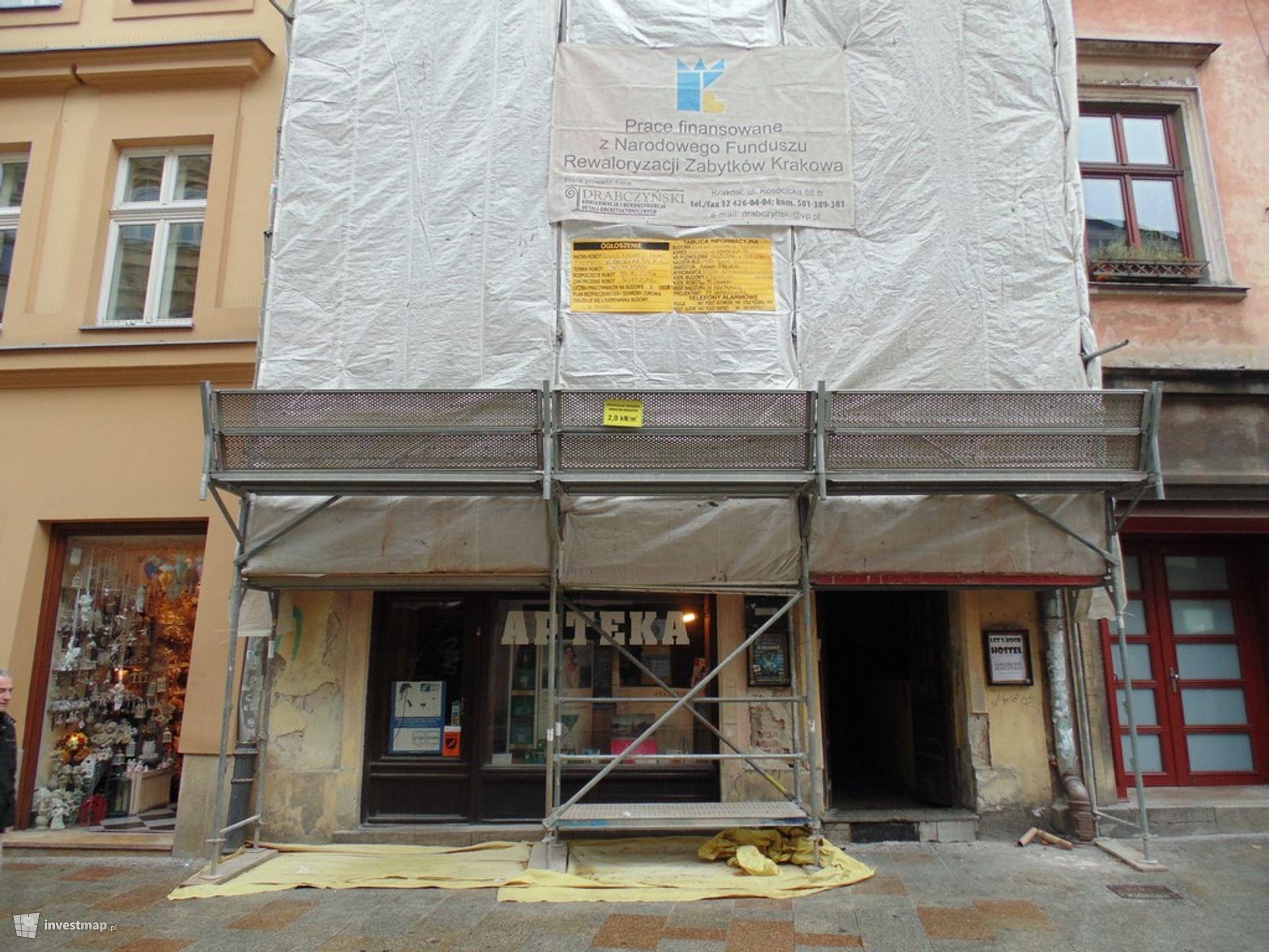 Remont Kamienicy, ul. Grodzka 34