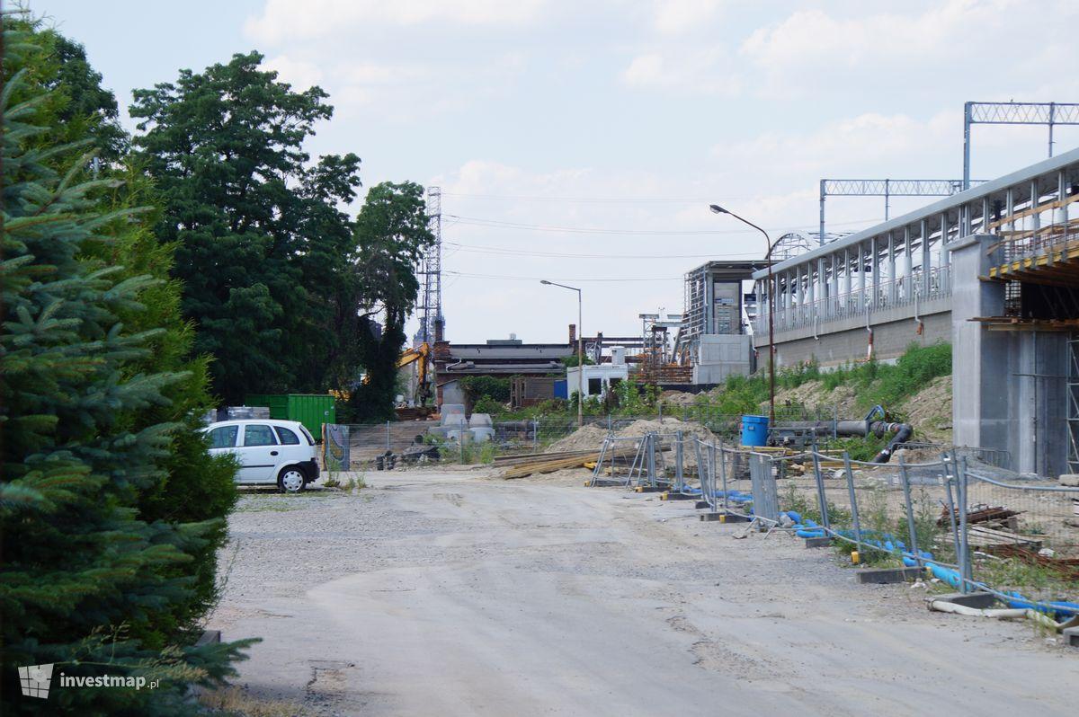 Zdjęcie Estakady Kolejowe, Zabłocie - Krzemionki fot. Damian Daraż