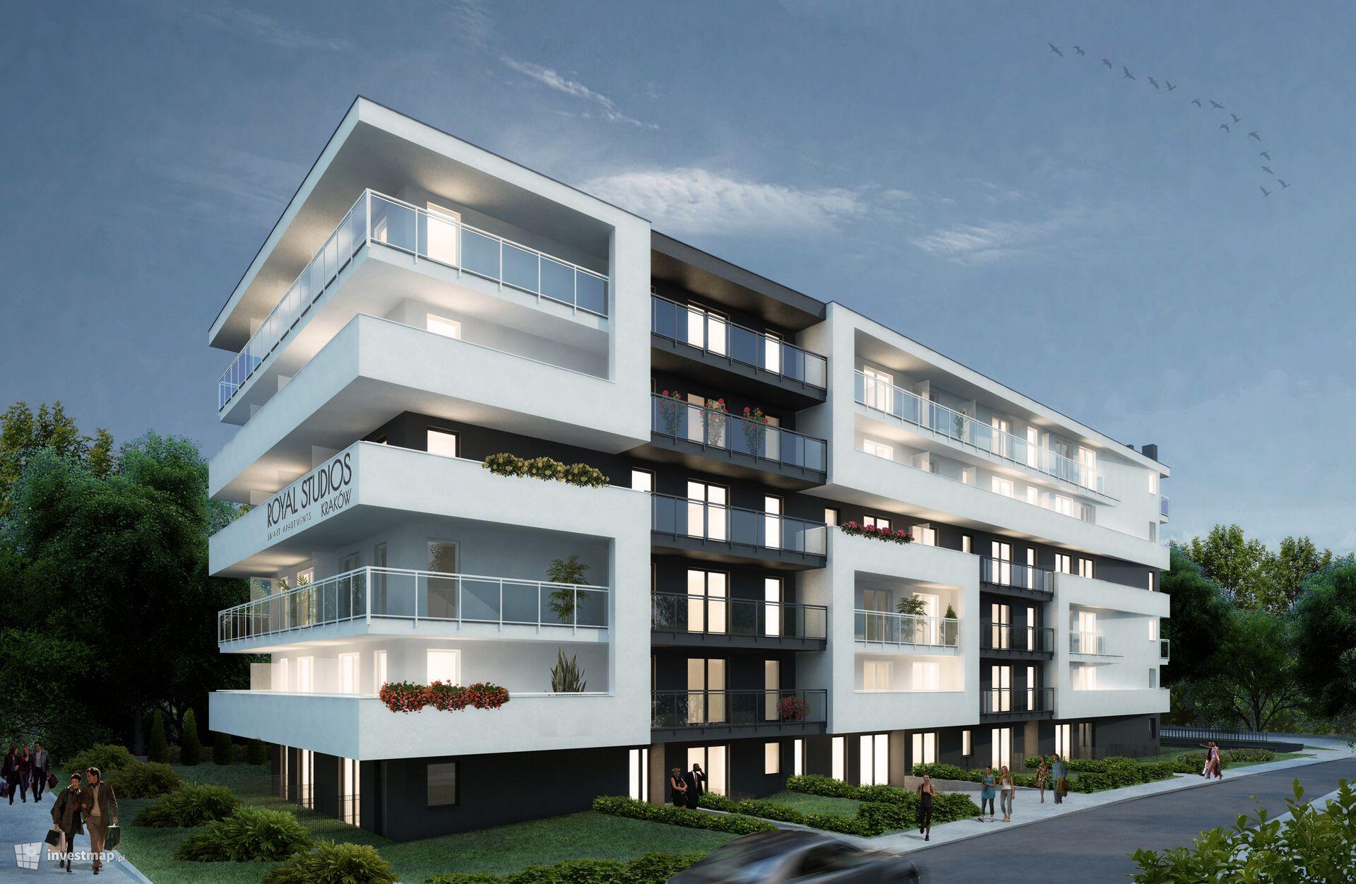 Royal Studios Smart Apartments