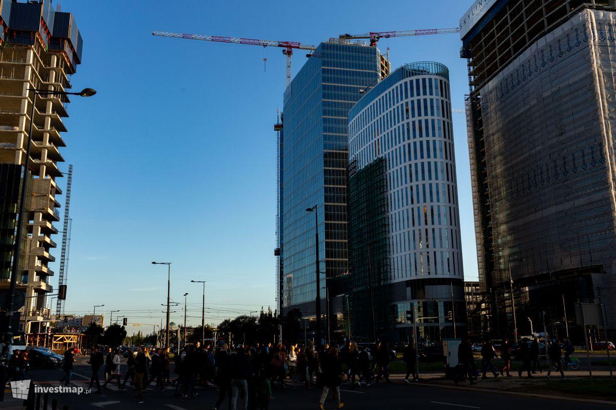 Zdjęcie The Warsaw HUB fot. Jakub Zazula