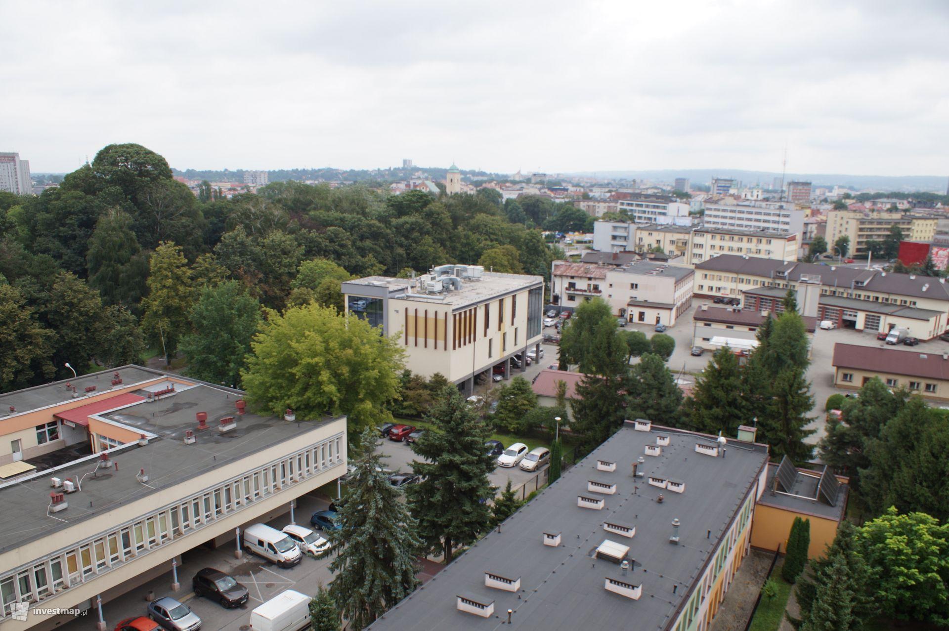 Budynek Powiadamiania Ratunkowego, ul. Pułaskiego