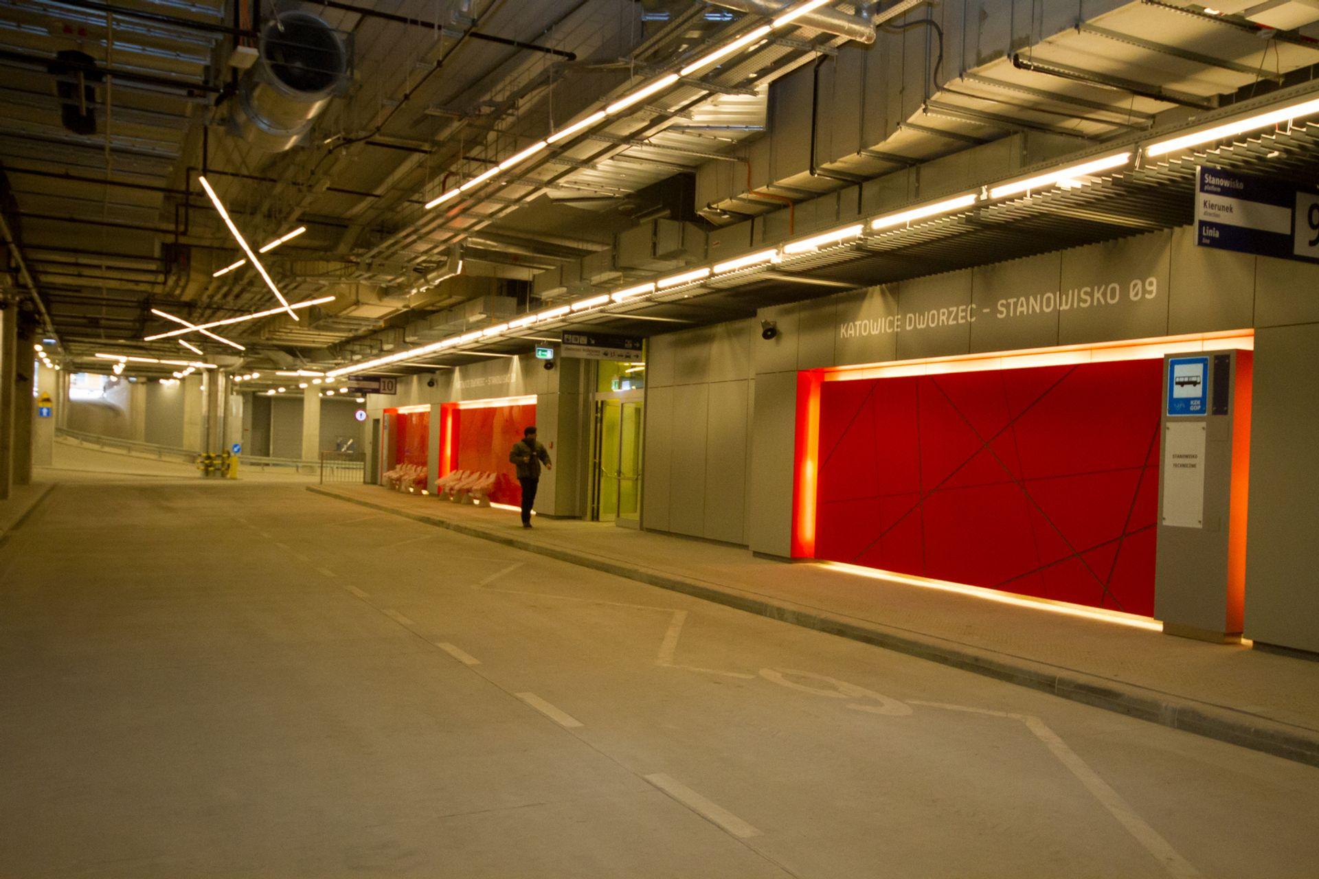 [Katowice] 2 lutego otwarcie podziemnego dworca autobusowego