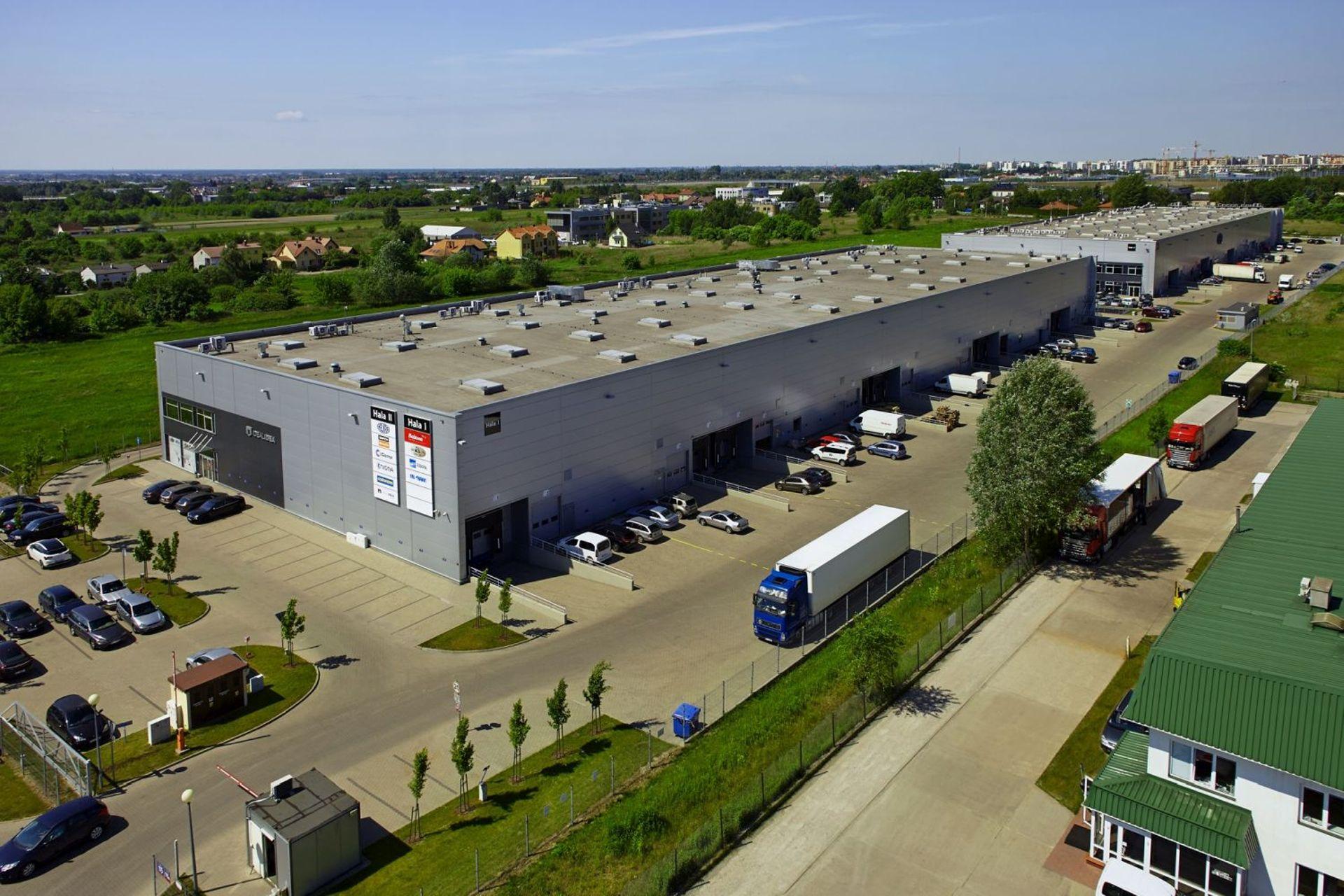 [Warszawa] Najemcy zostają w Ideal Distribution Center w Warszawie